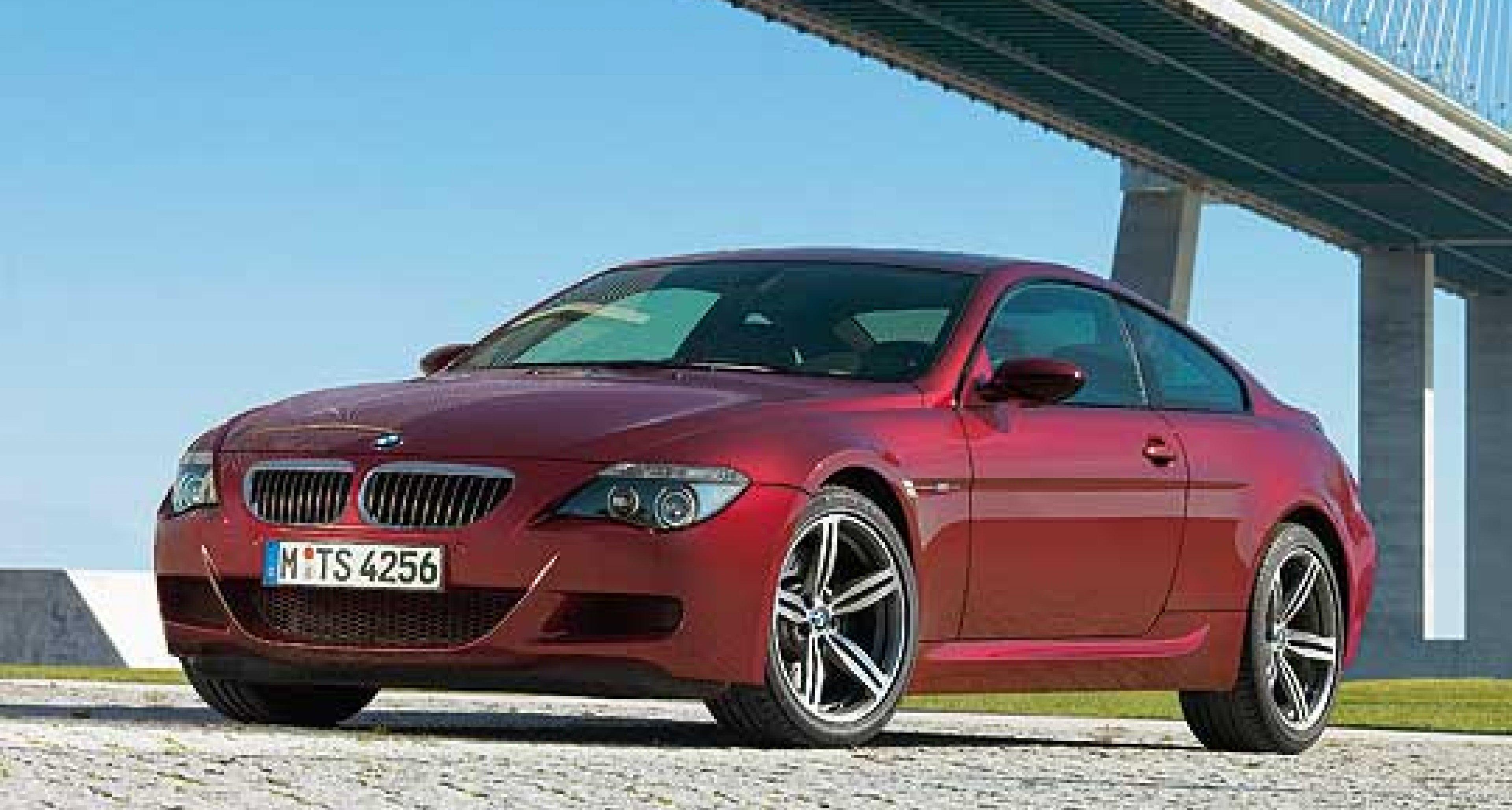 BMW 6er Coupé: M-Power