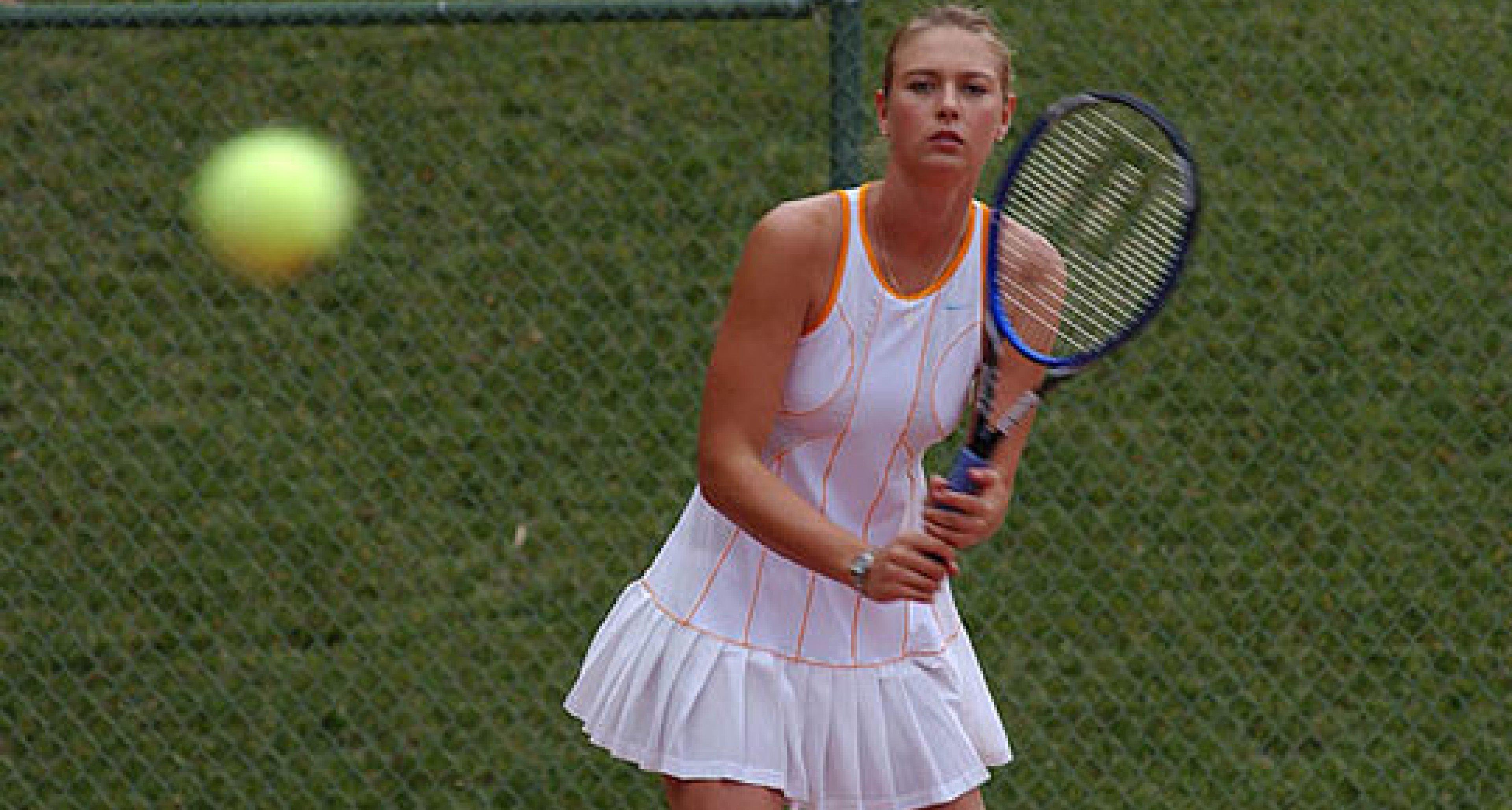TAG Heuer Markenbotschafter: Vorteil Sharapova