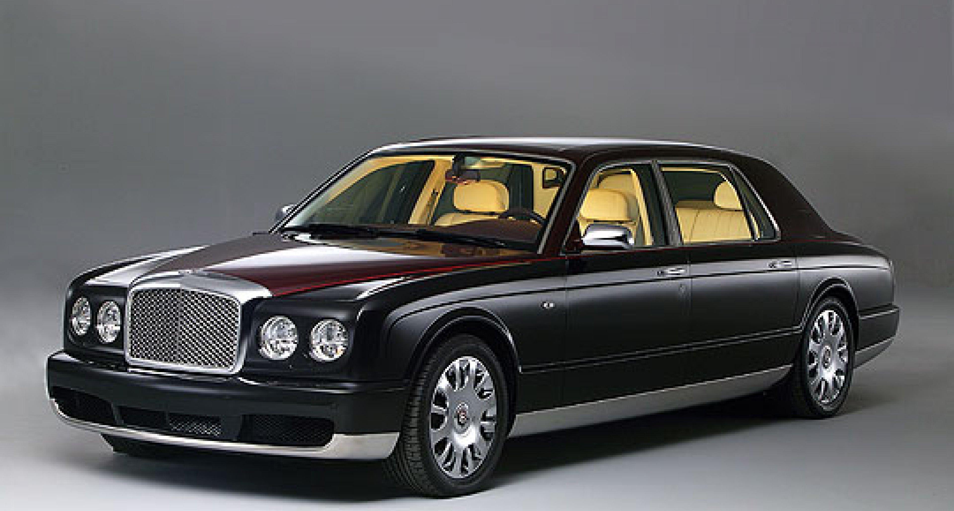 Bentley Arnage Limousine: Neu und strengst limitiert