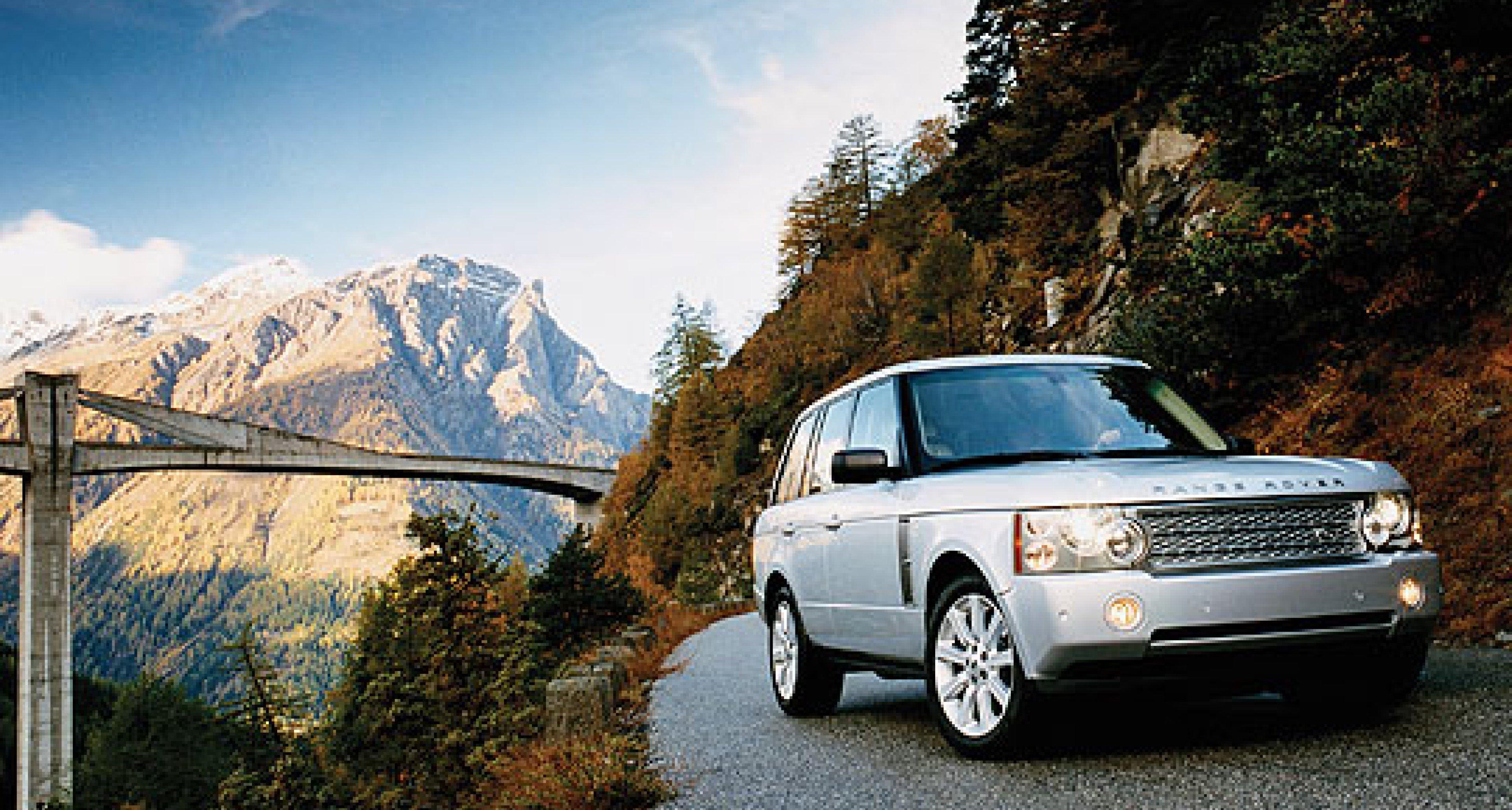 Range Rover Modelljahr 2006
