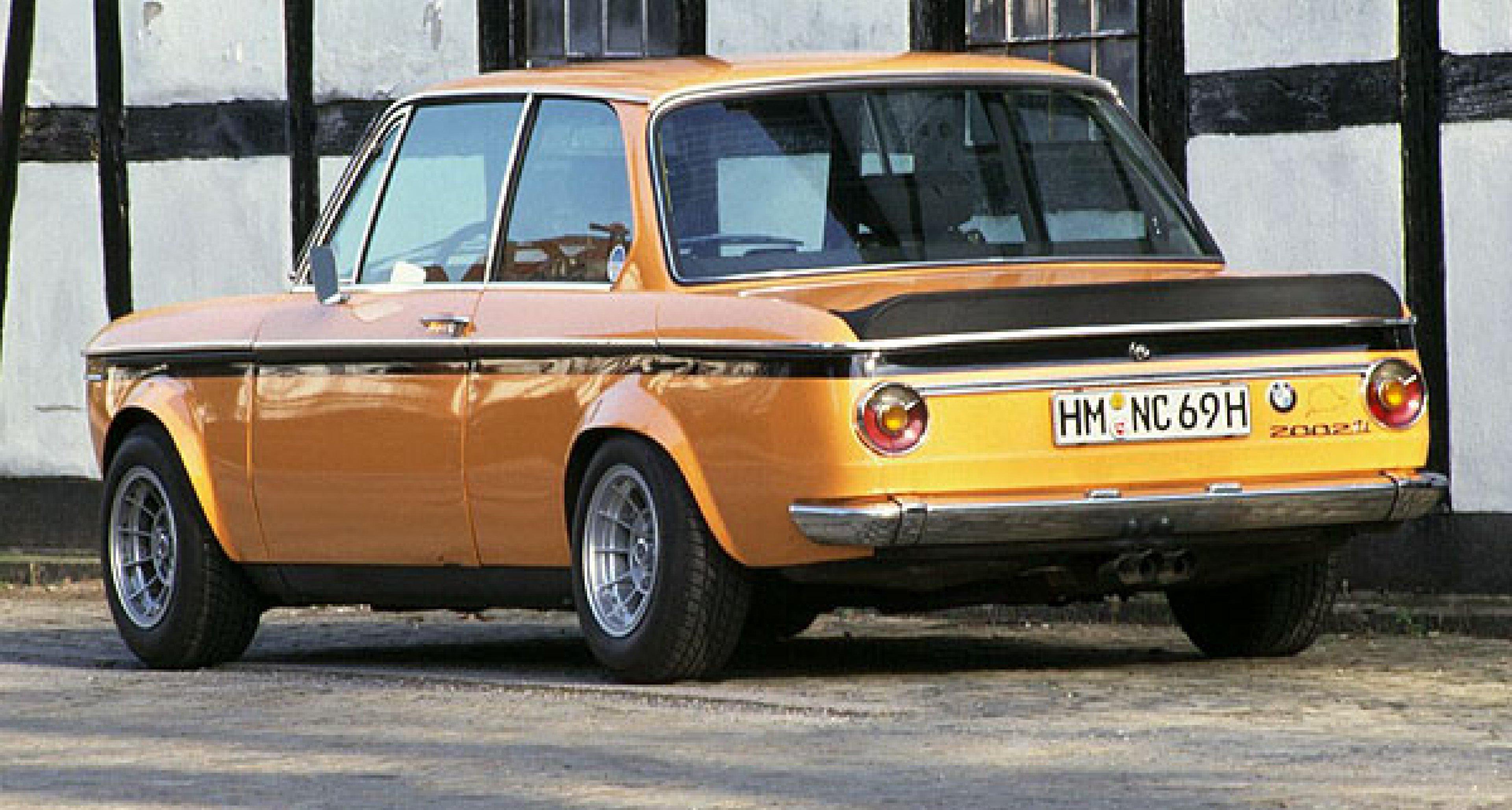 Wir zeigen's Ihnen: BMW 2002ti Alpina