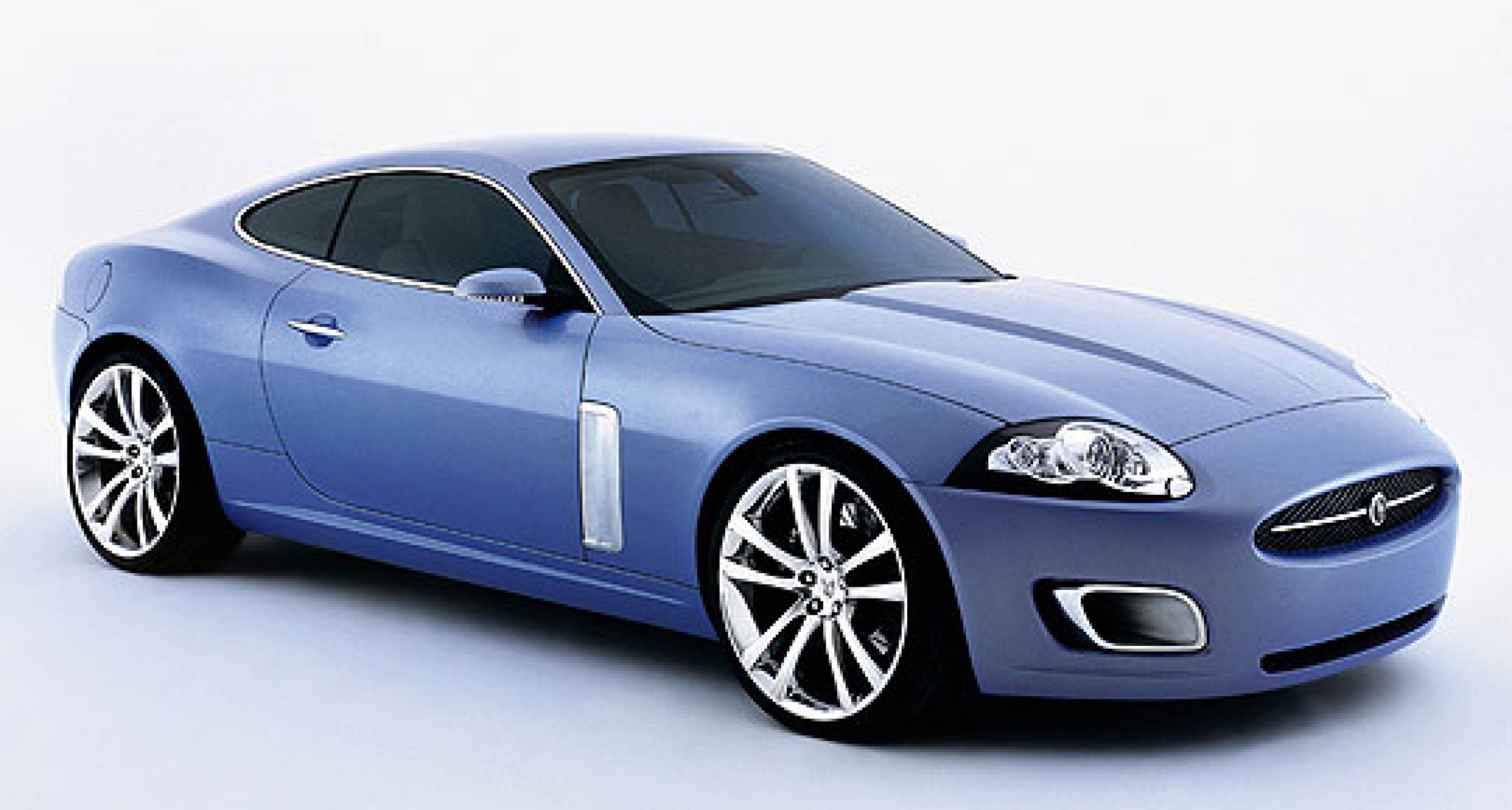 Jaguar Advanced Lightweight Coupé