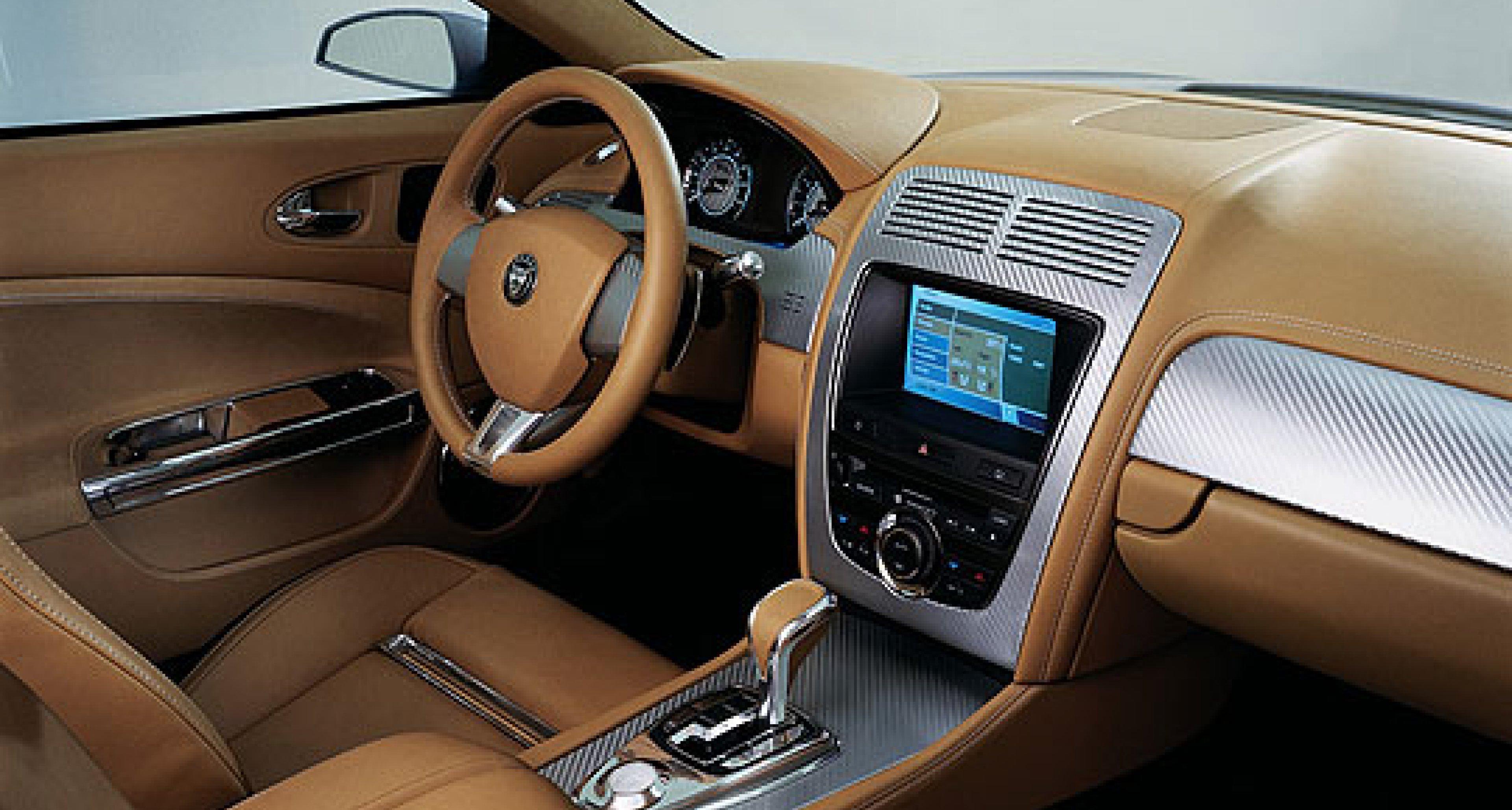 Jaguar Advanced Lightweight Coupe At Detroit Classic Driver Magazine
