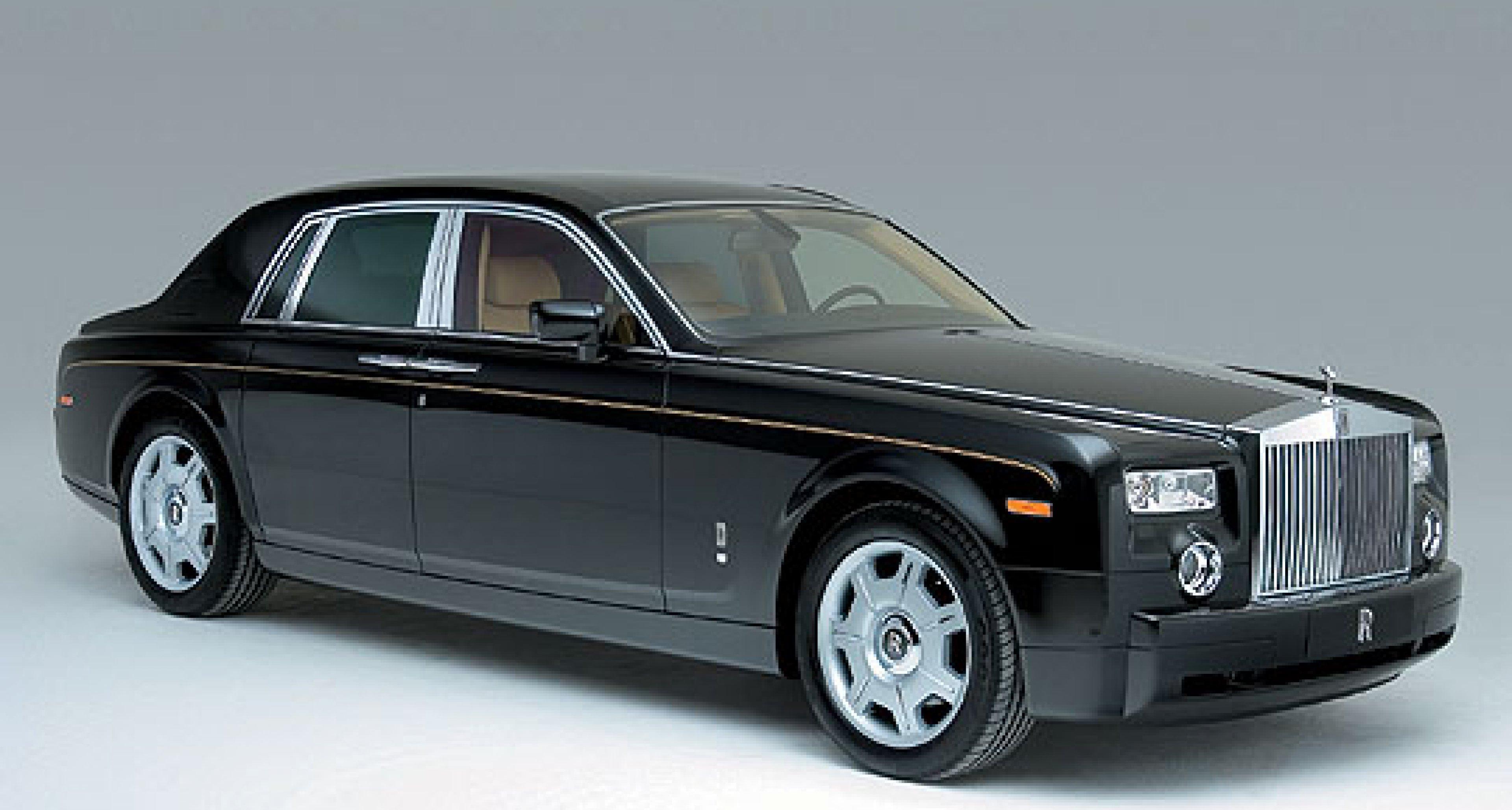 Rolls-Royce Phantom: Special GCC