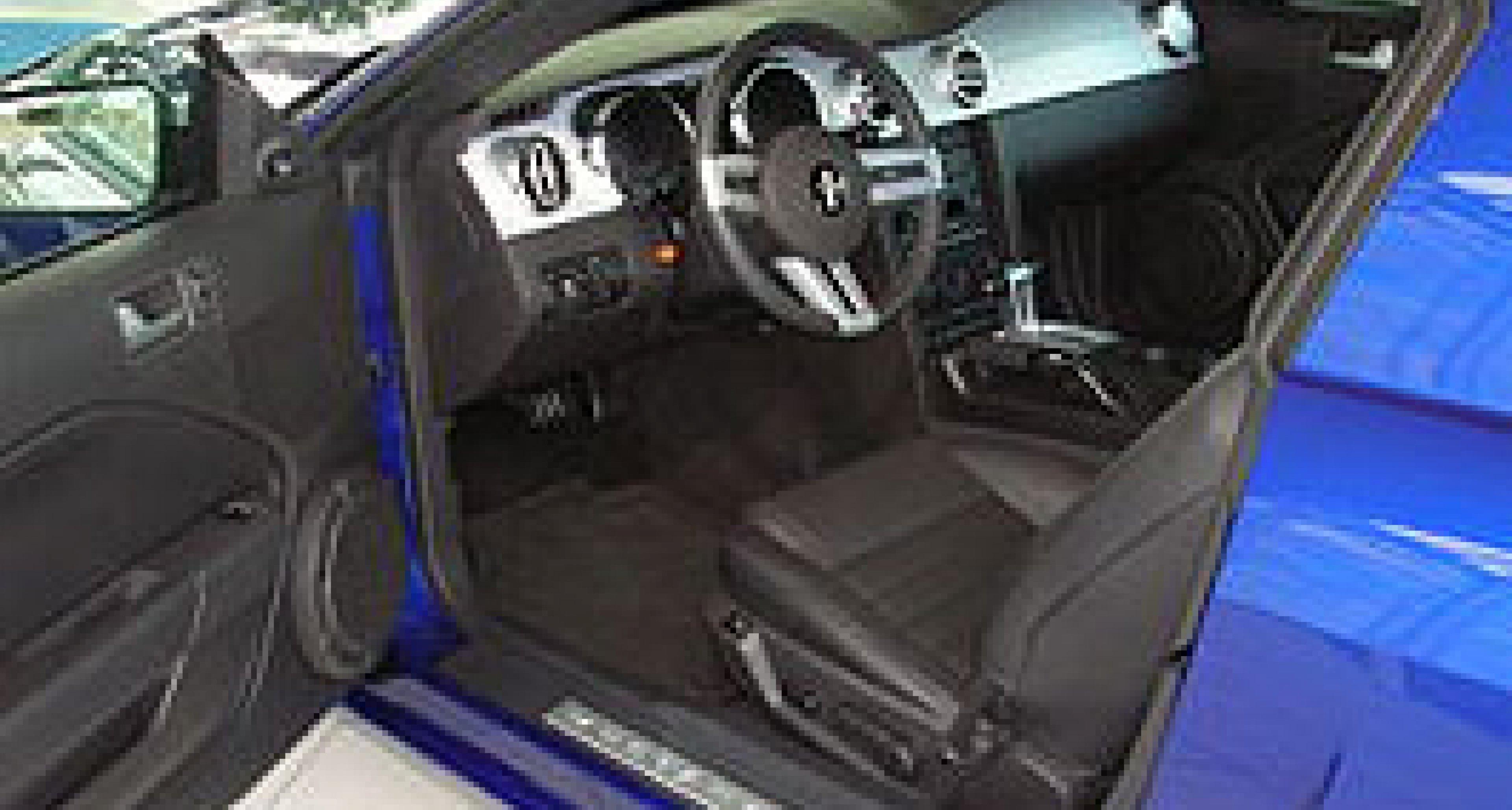 Mustang bei Ford Kleine in Paderborn