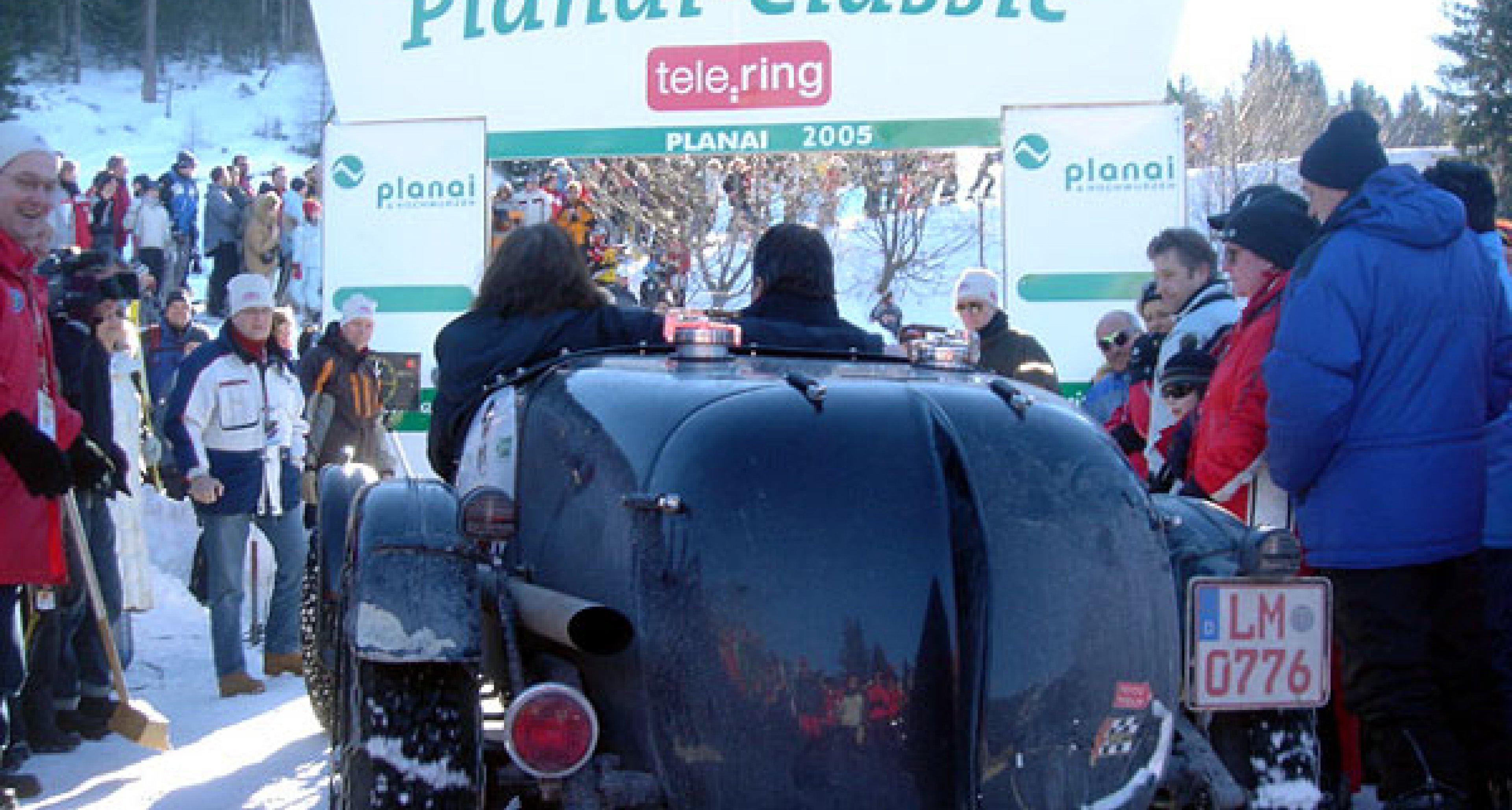 Planai Classic 2005 – Die Saison ist eröffnet
