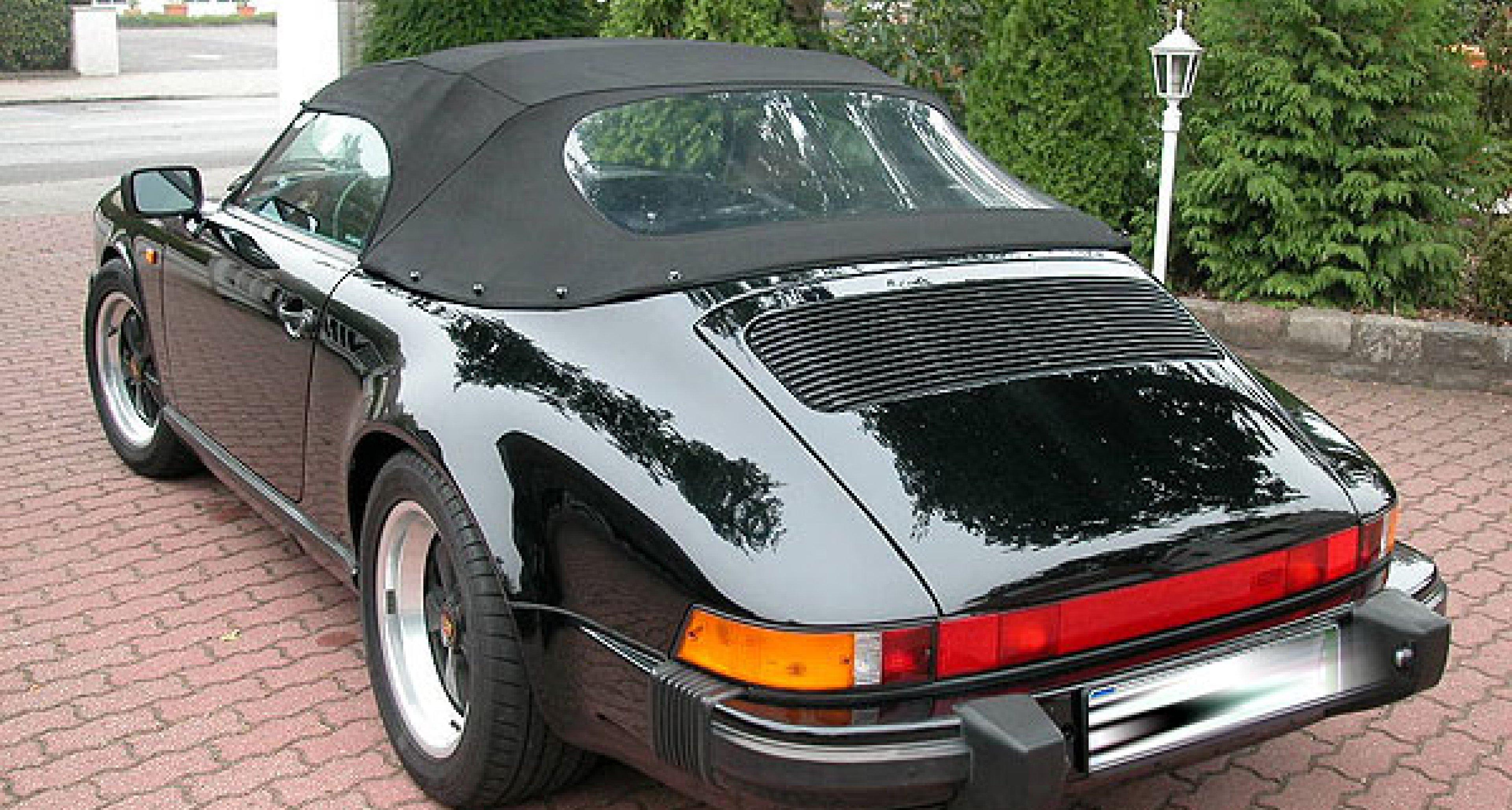"""Wir zeigen's Ihnen: Porsche 911 Speedster """"Schmalversion"""""""