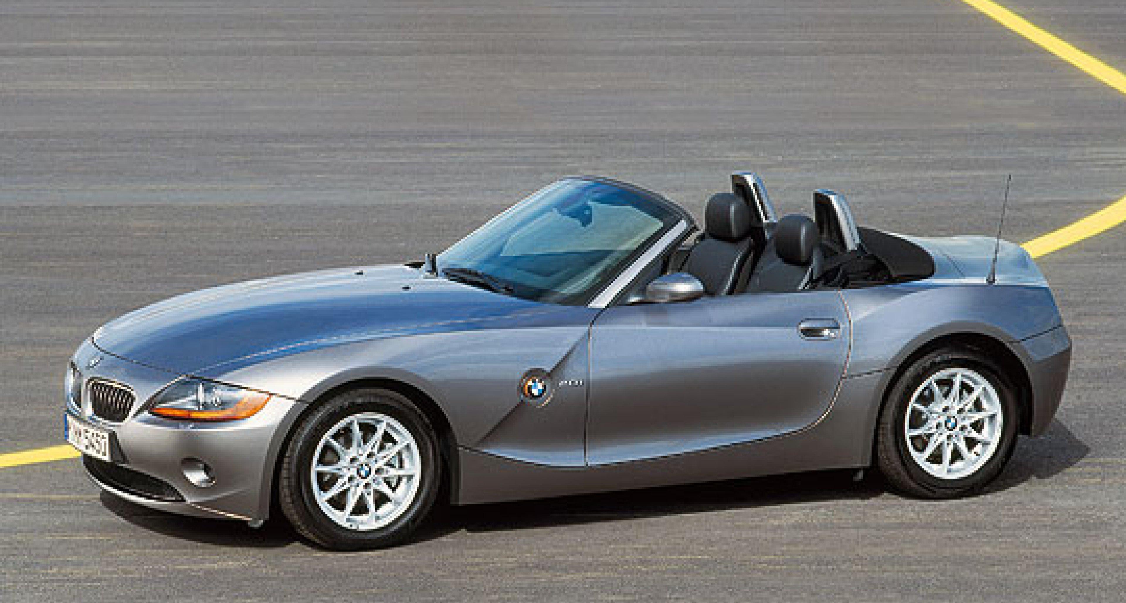 BMW Z4 Roadster 2.0i: Neuer Einsteiger