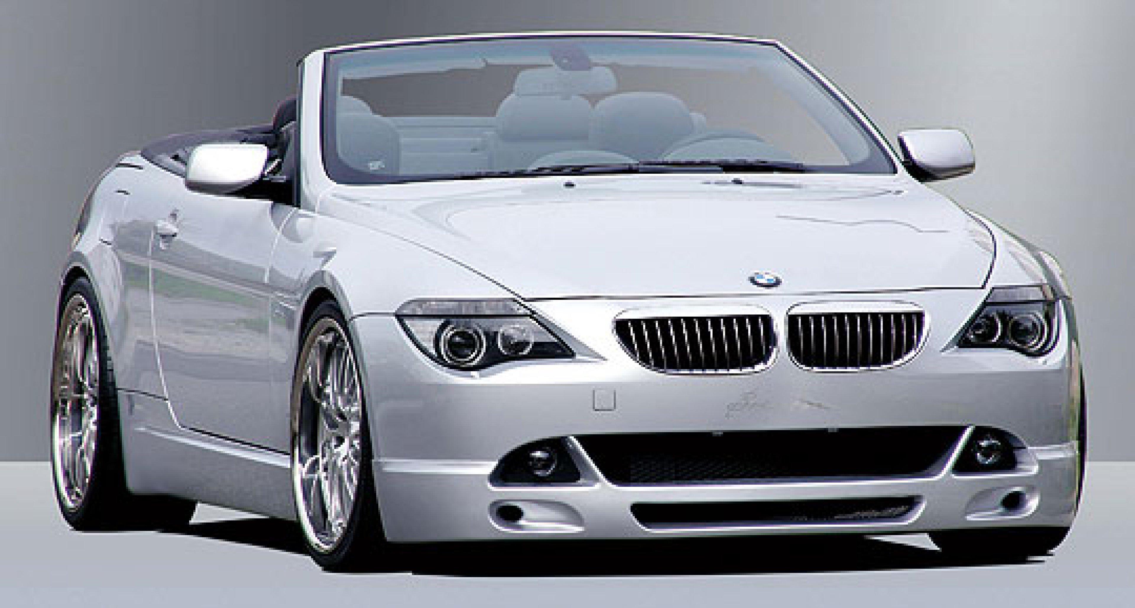 BMW 645Ci Cabrio: Tailormade by Breyton