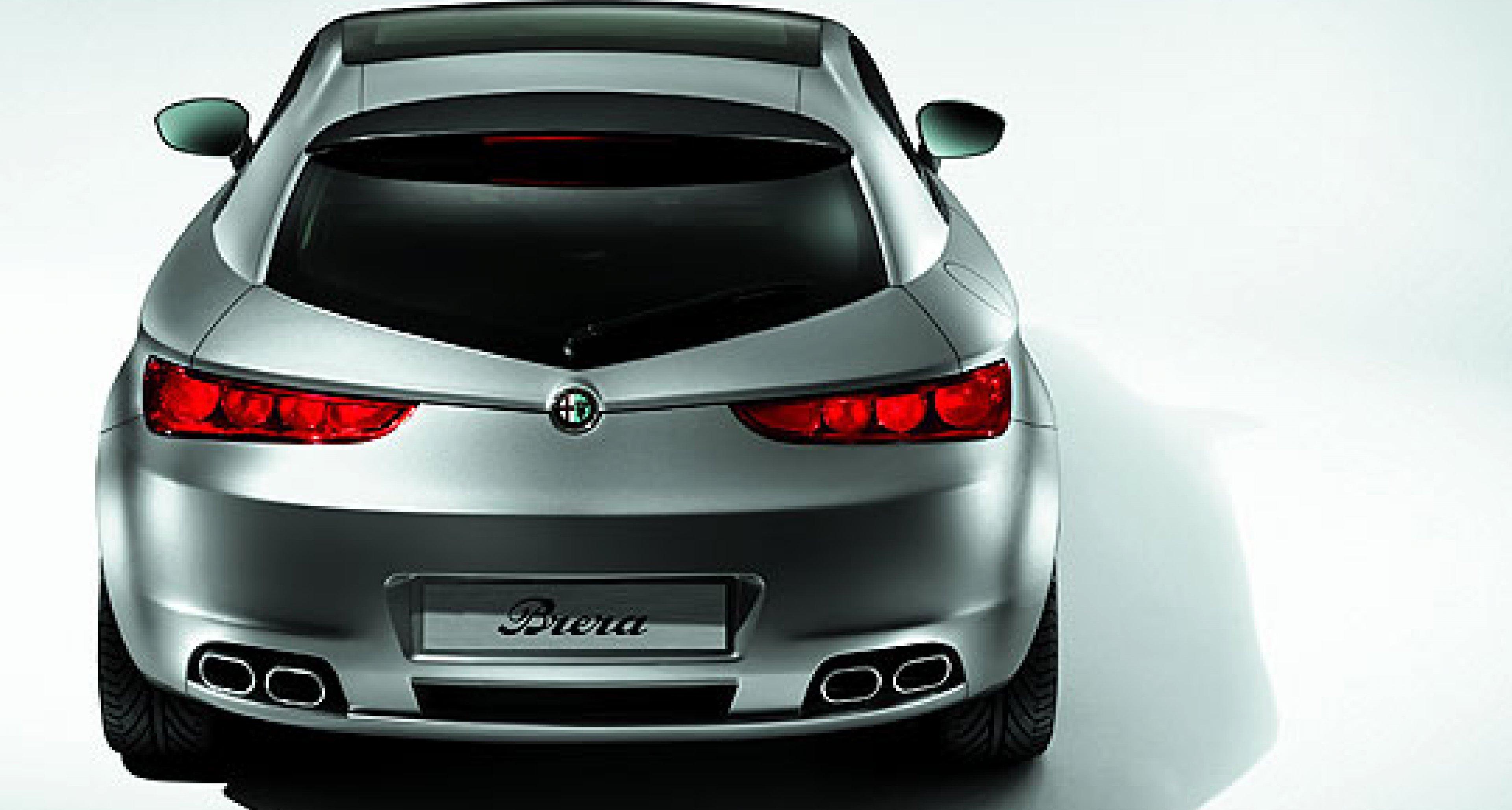 Alfa Romeo Brera: Serienreif für Genf