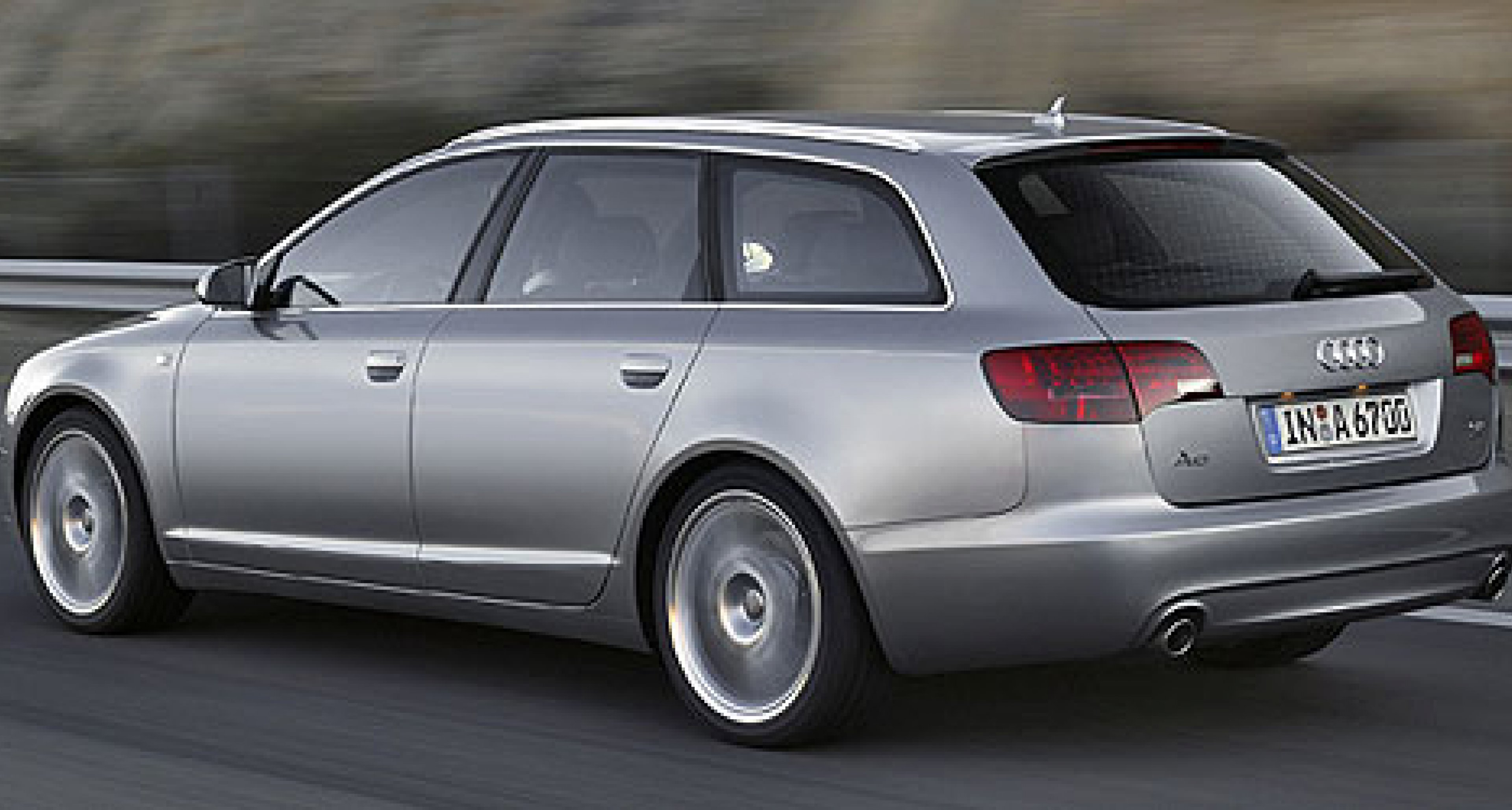 Audi A6 Avant: Im neuen Look