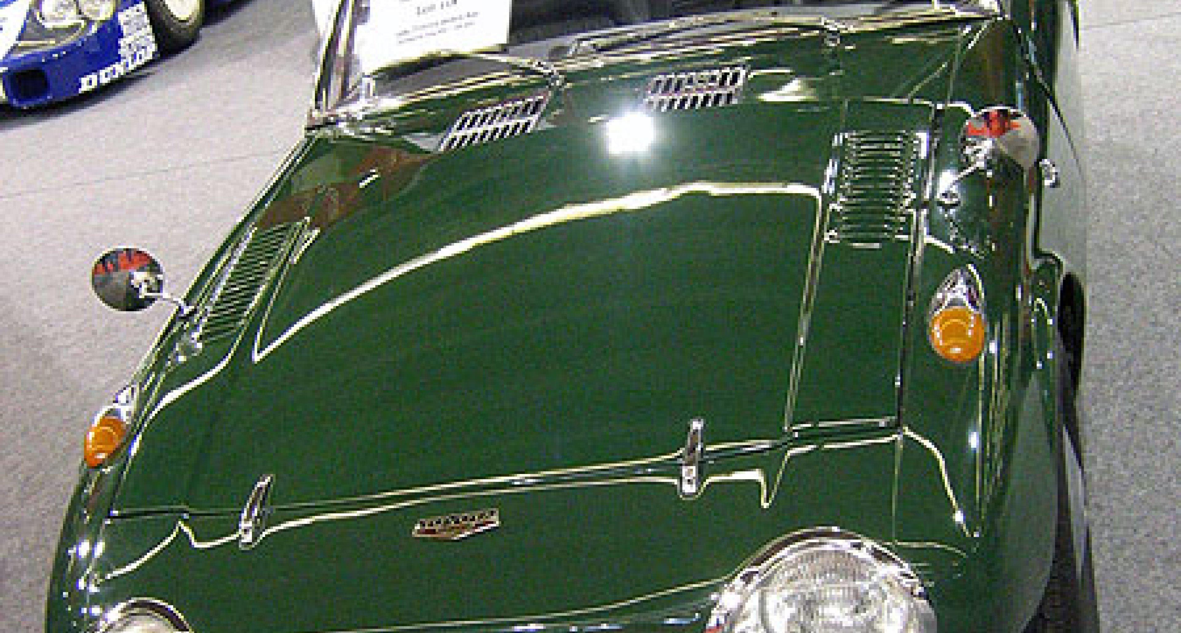 Paris Rétromobile 2005