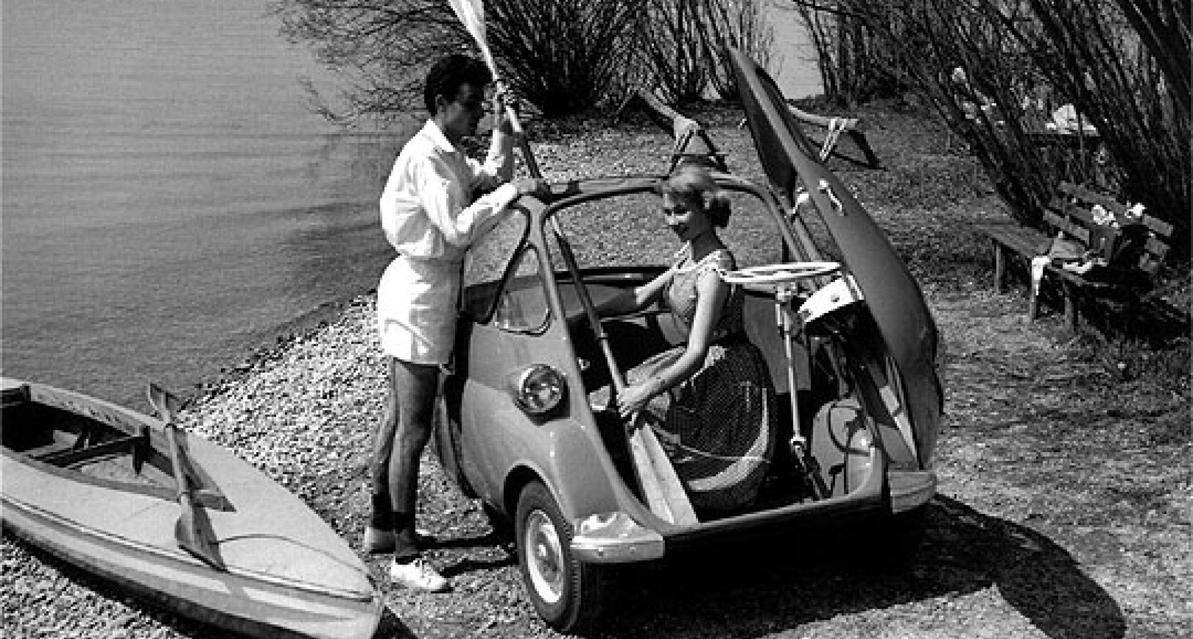 BMW Isetta: Kultobjekt feiert 50. Jubiläum