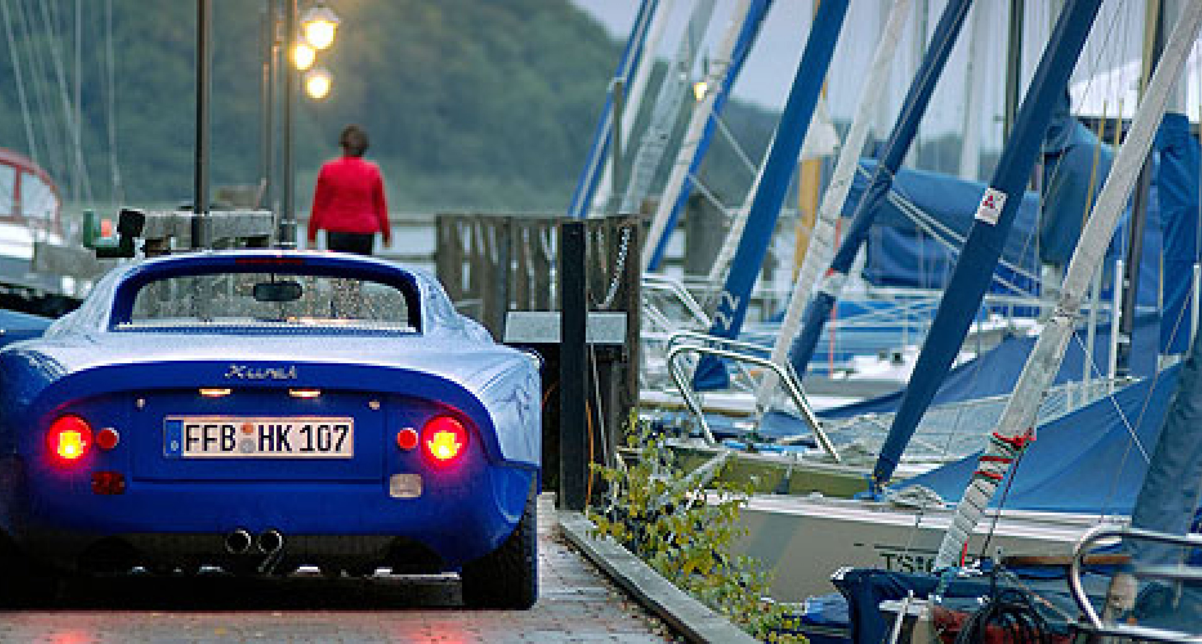 Kurek GT7: Leichtbaukonzept im Porsche Look
