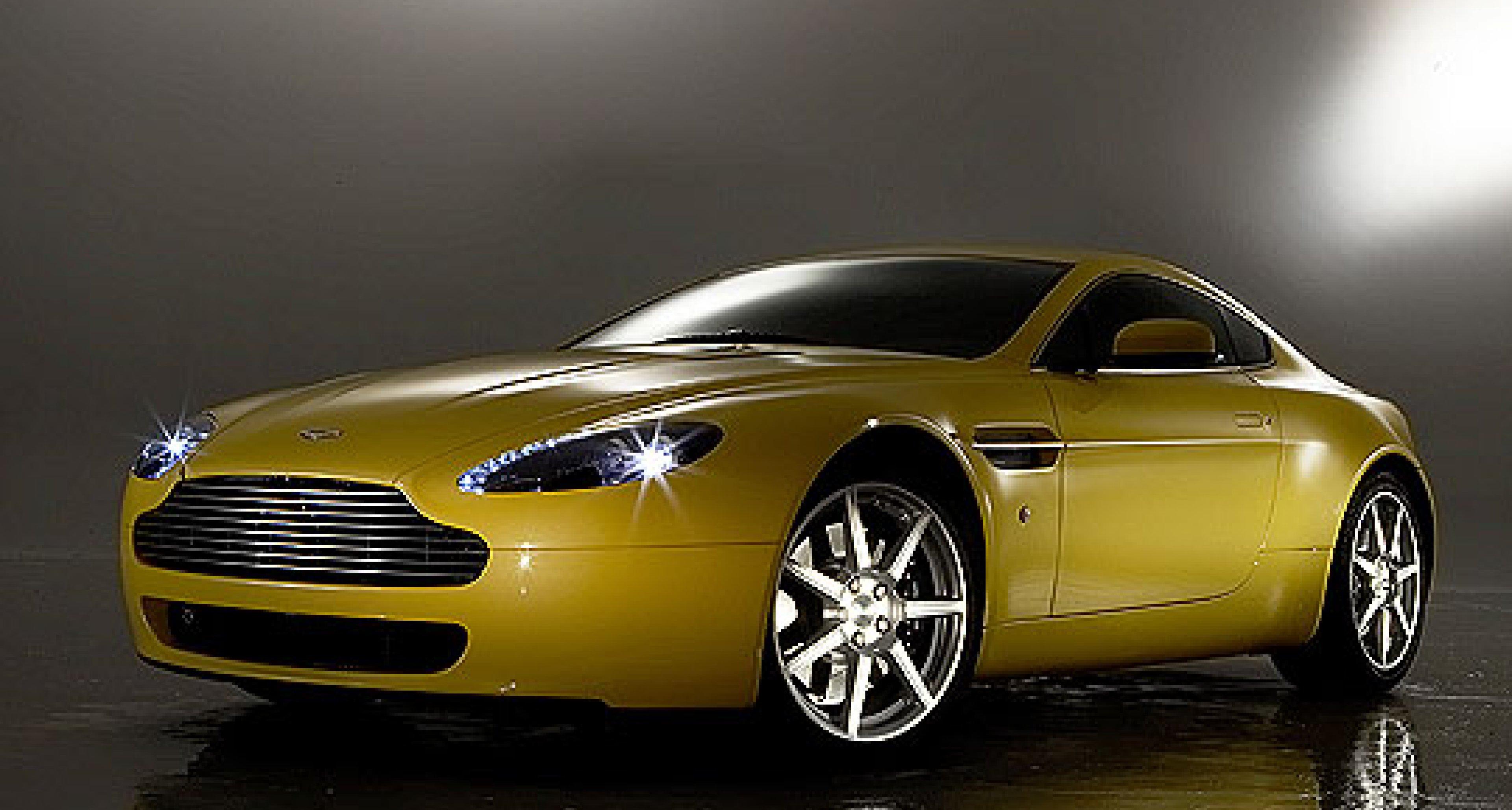 Aston Martin V8 Vantage: Zuffenhausen auf britisch