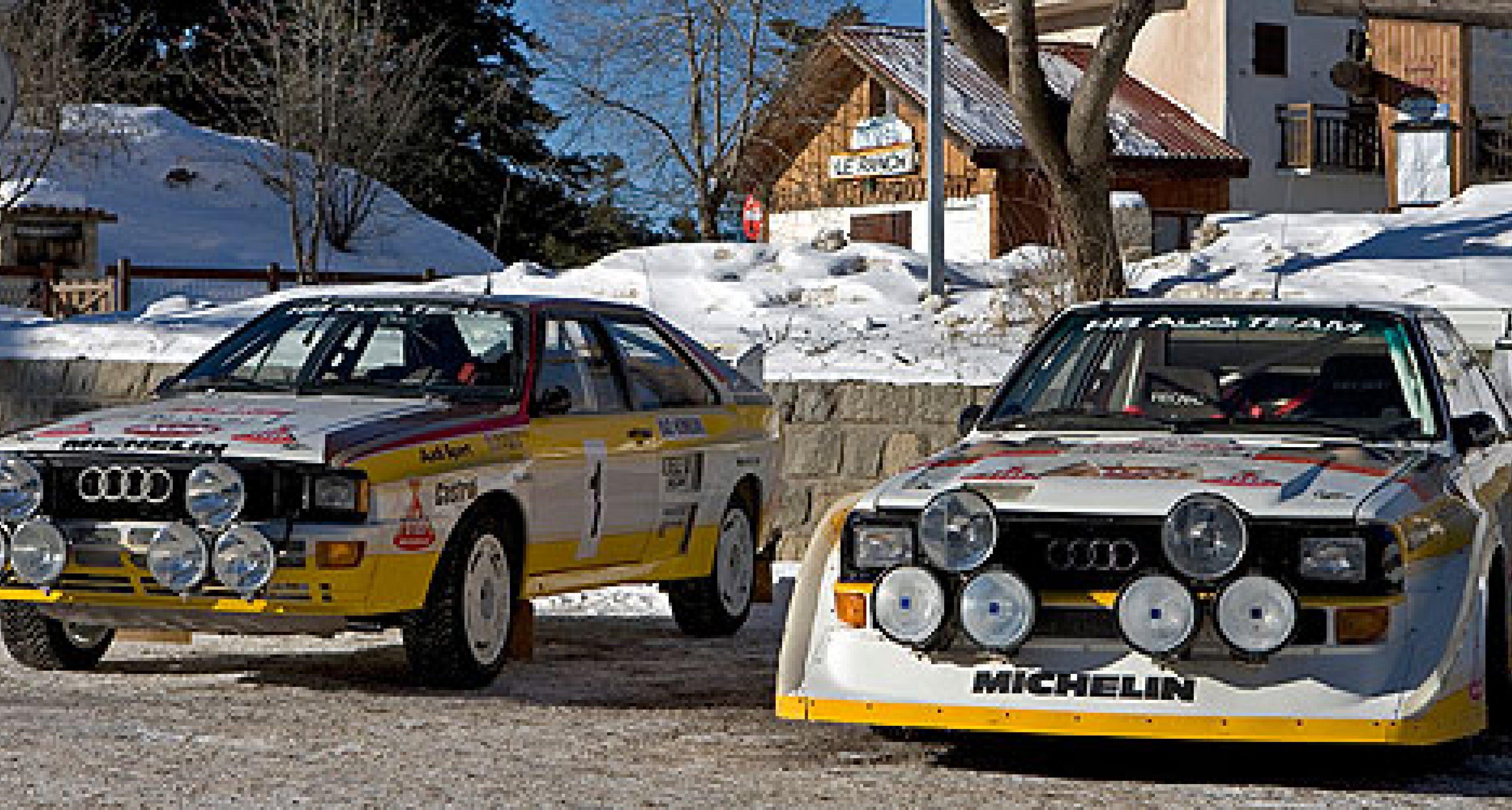 Audi: Mythos Quattro