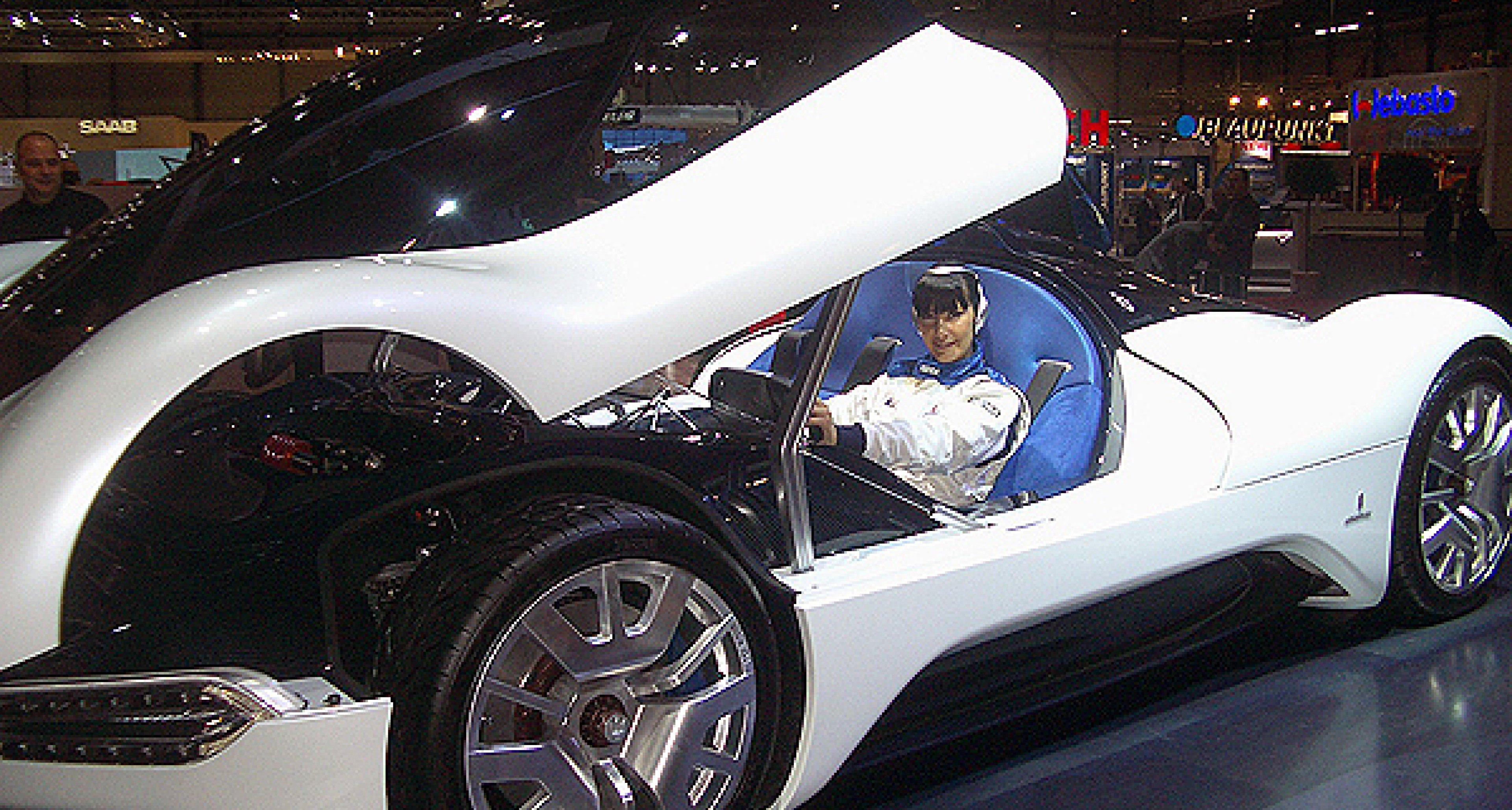 Genfer Impressionen – der Salon de l'Automobile 2005