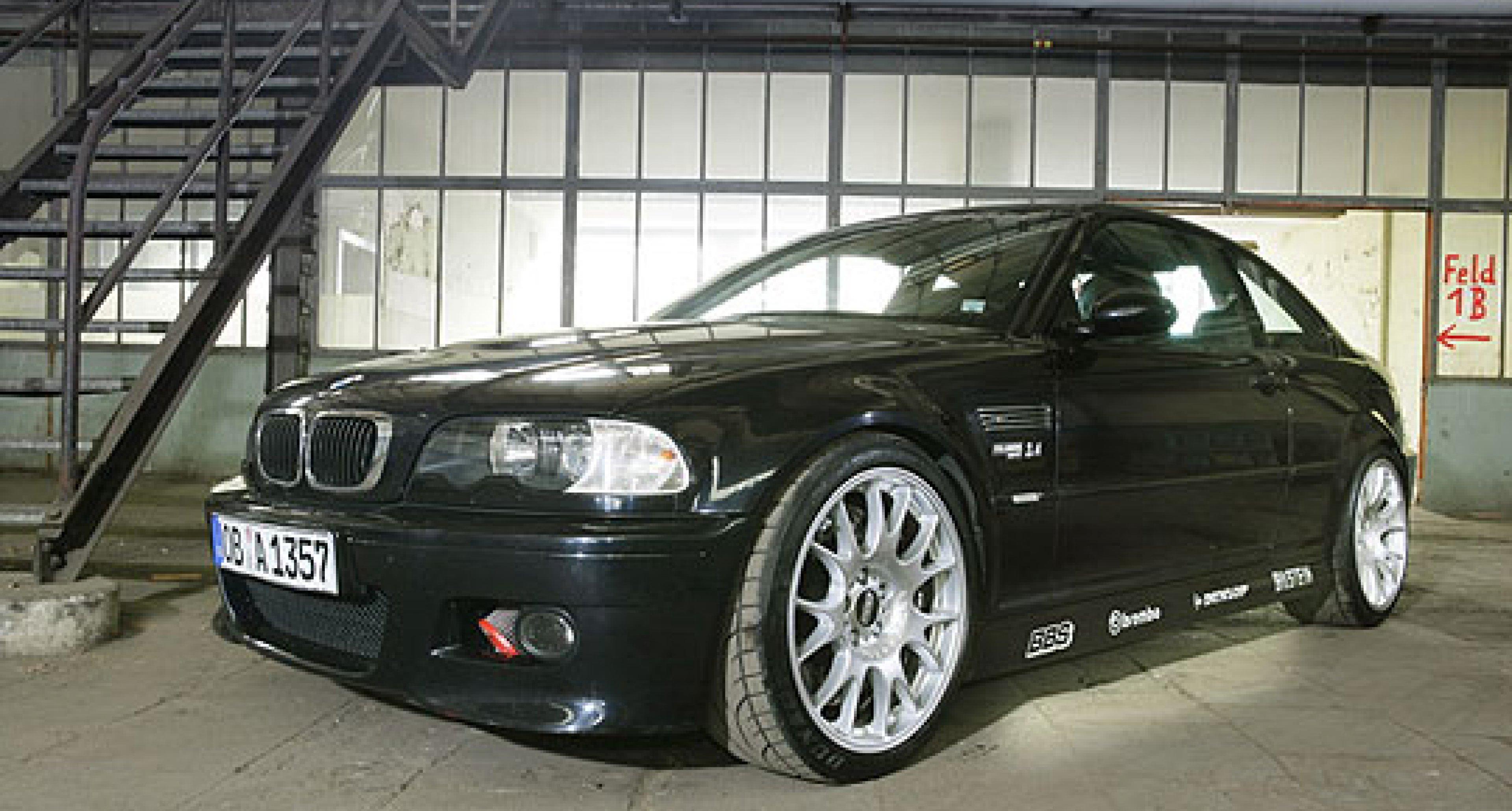 BMW M3 Kelleners-Sport: Im Ausnahmezustand