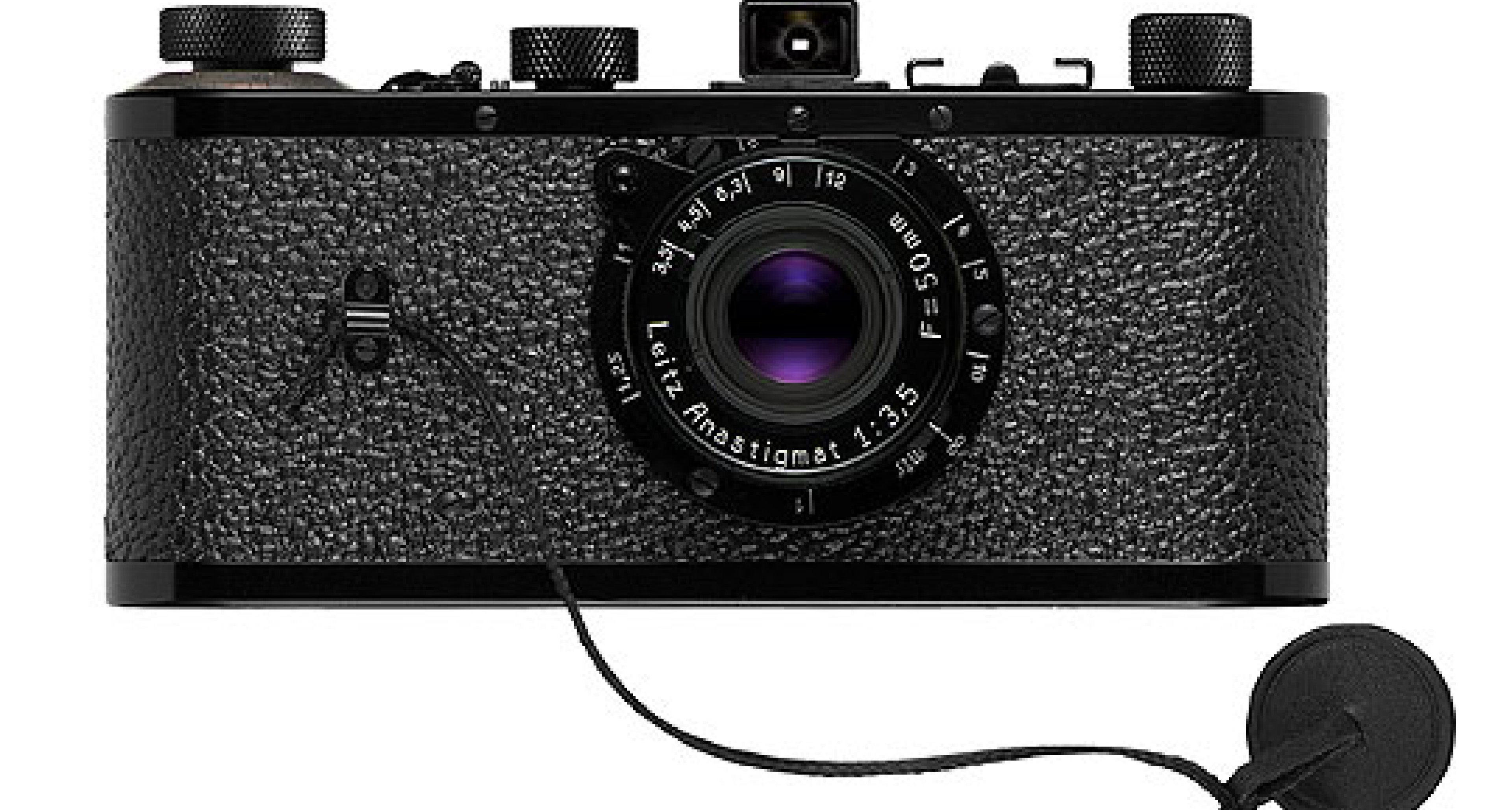 The Jubilee Edition  Leica