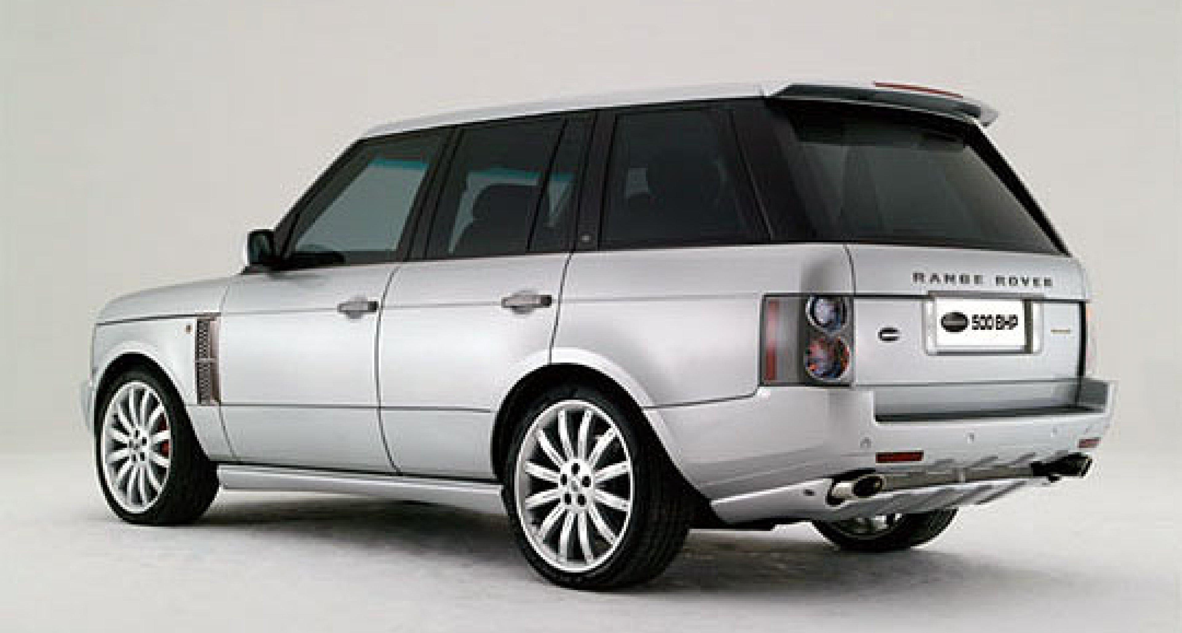 Range Rover und Range Rover Sport von Overfinch: Kraftvollendet