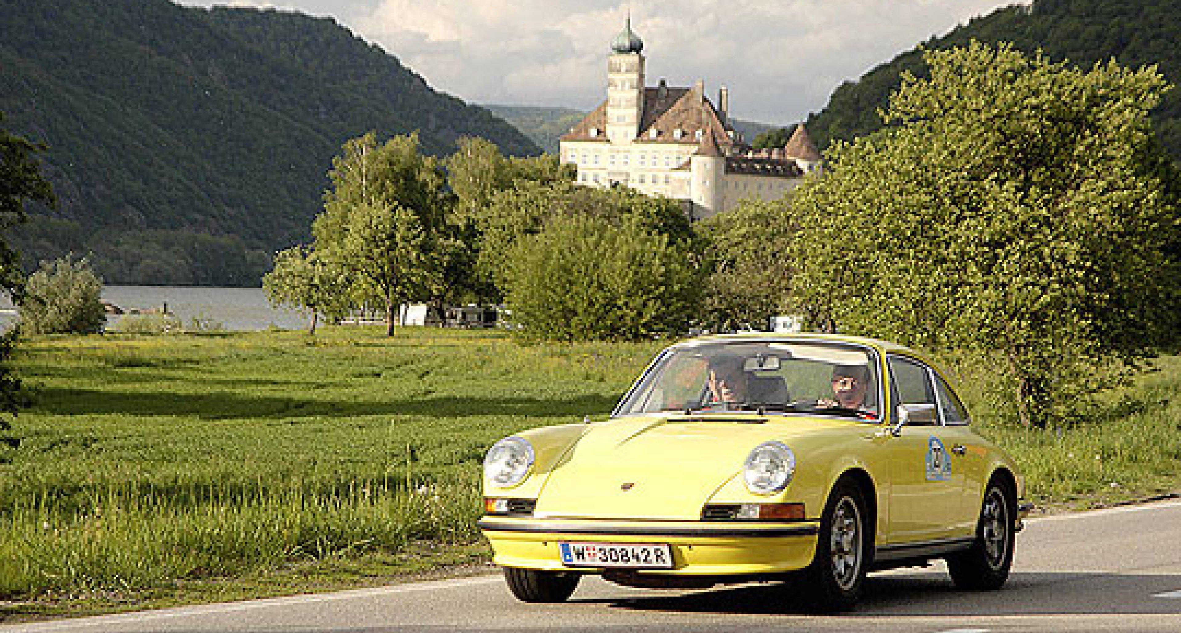 Schön, schnell, speziell: Wachau Classic 2005