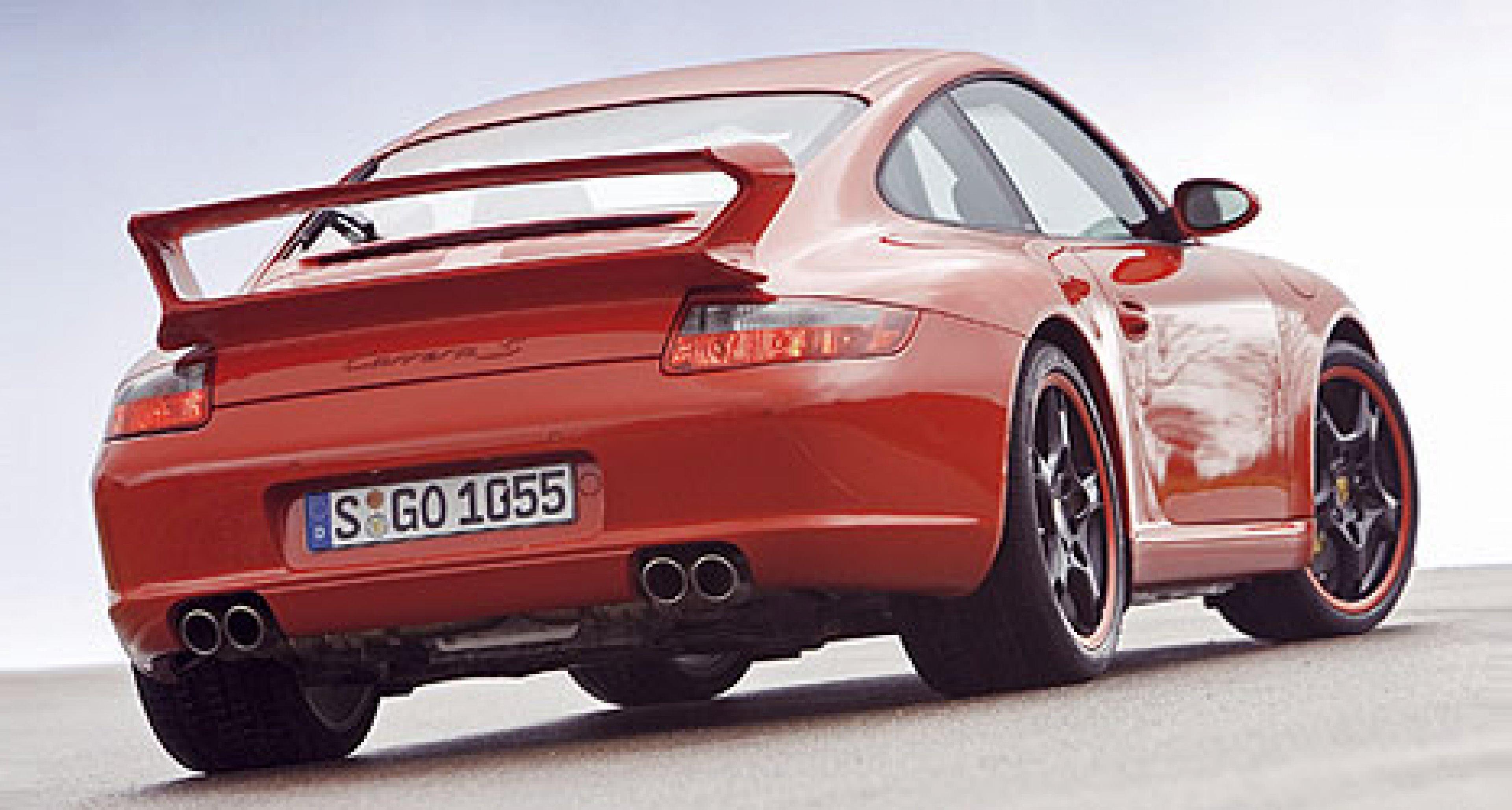 Aerokit Cup for 911 Carrera