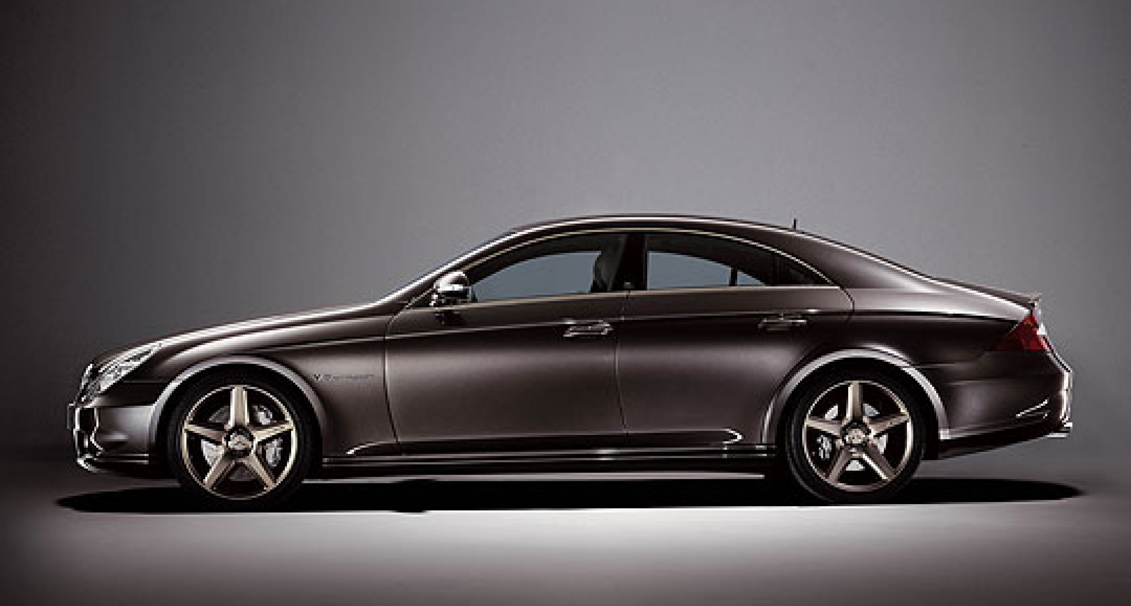 "The new CLS 55 AMG ""IWC Ingenieur"""