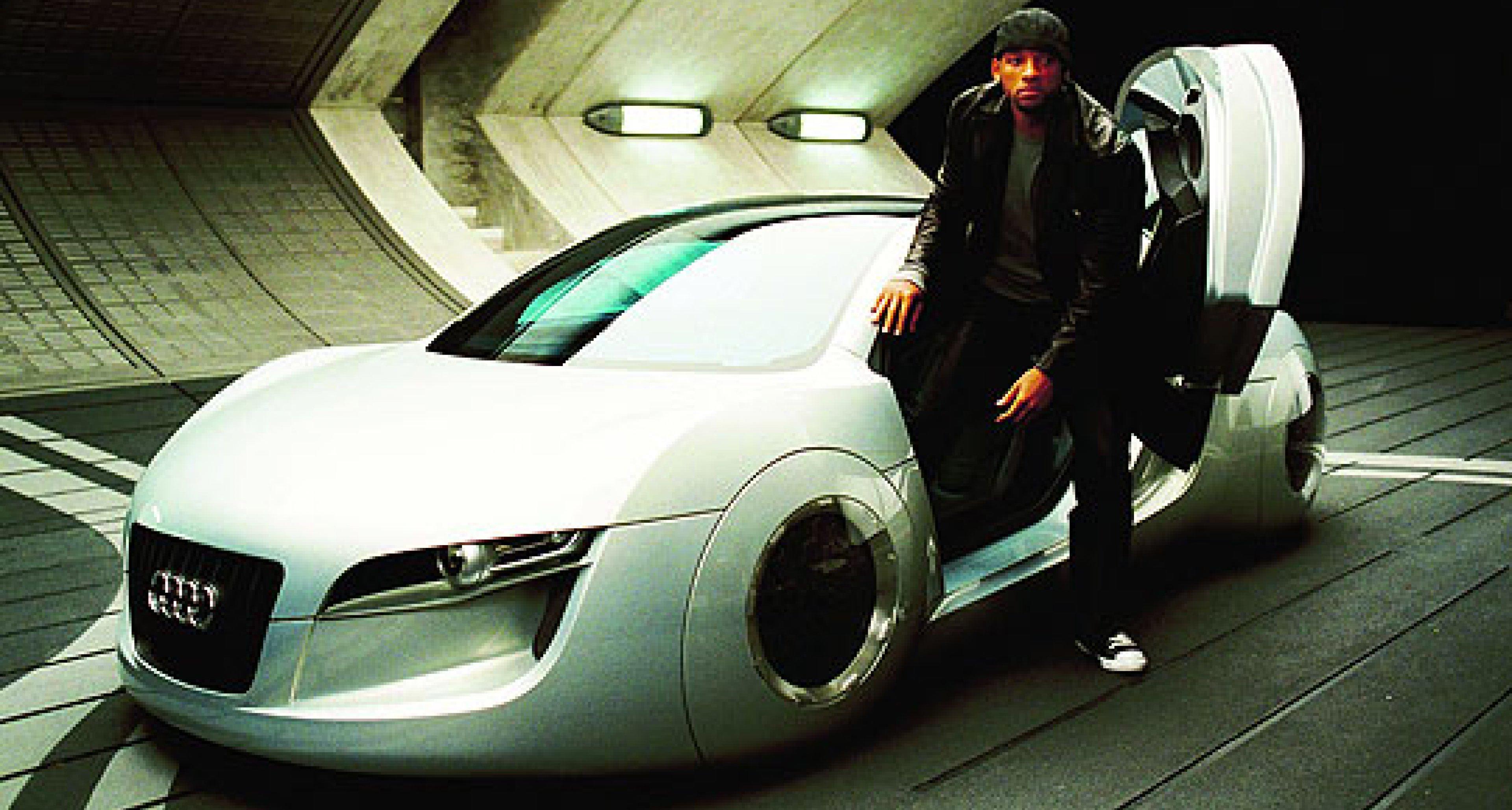 Audi RSQ: Heimkehr ins AutoKino