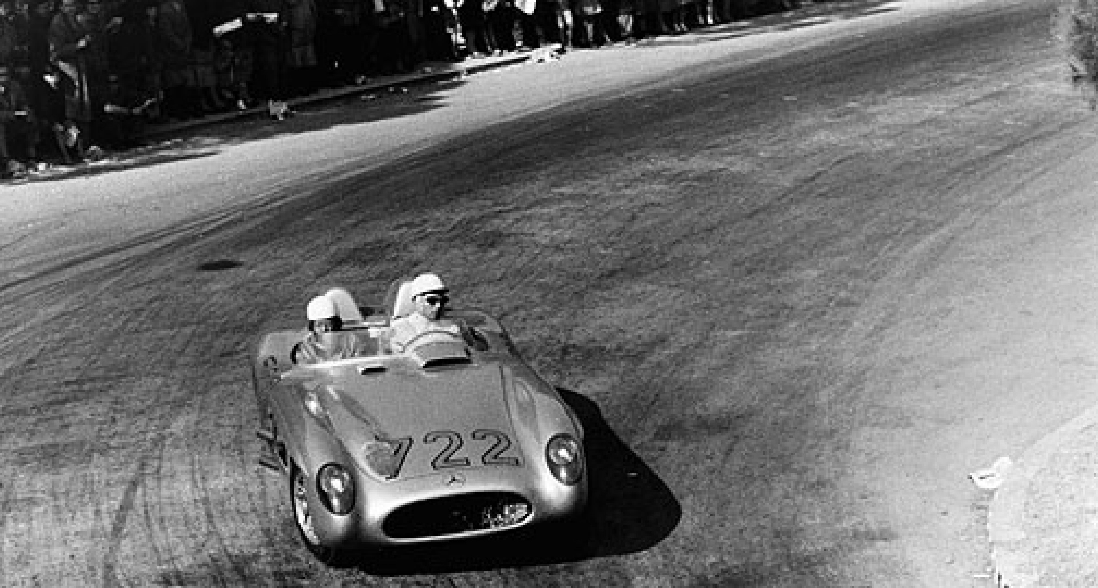 50 years of Mercedes-Benz and Stirling Moss