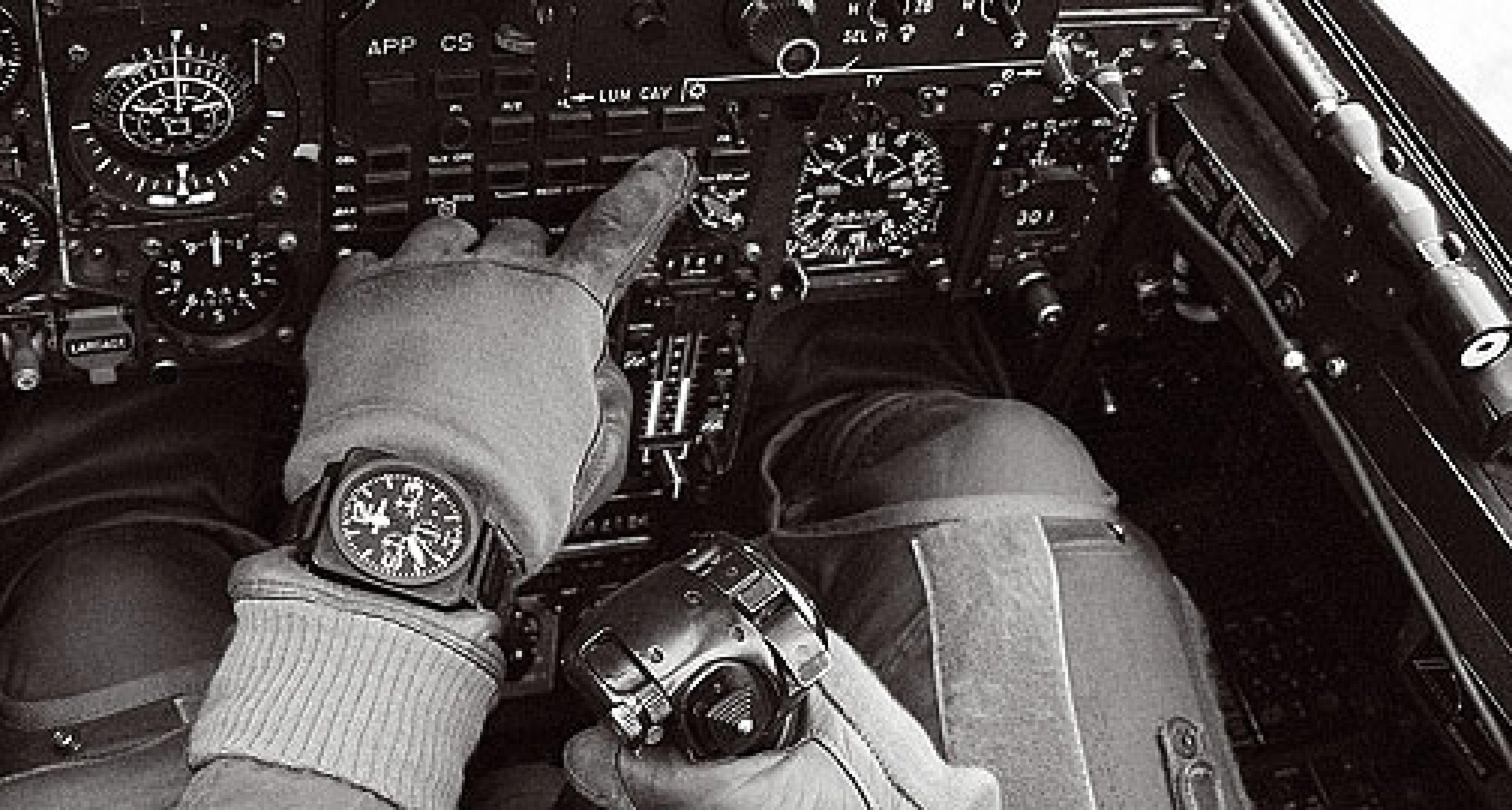Bell&Ross Instrument BR01: Nicht nur für Flieger