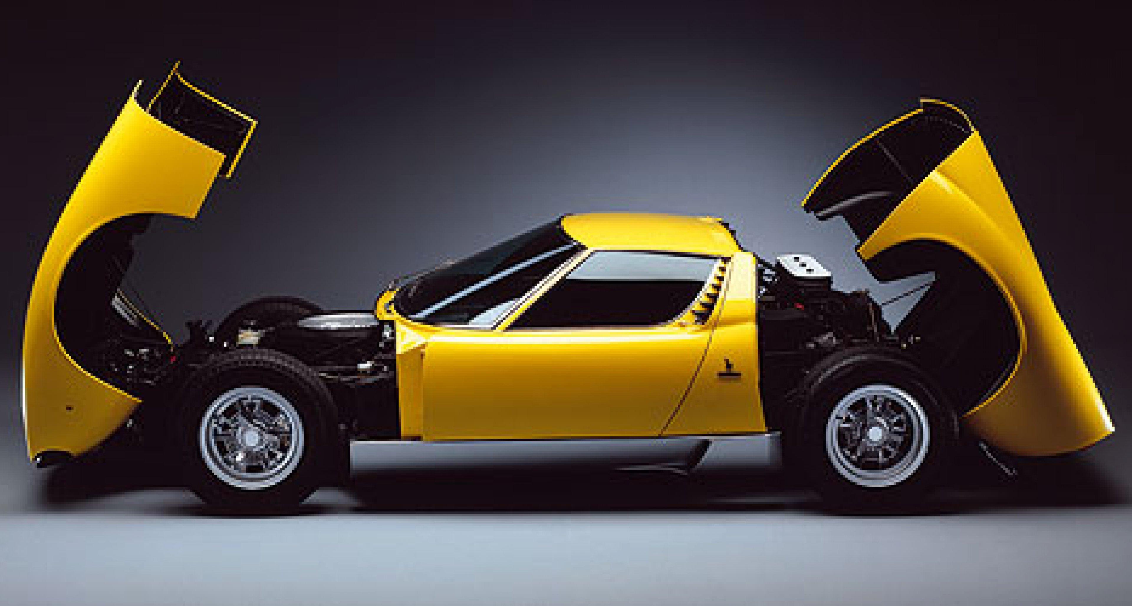Lamborghini Miura: 40. Geburtstag
