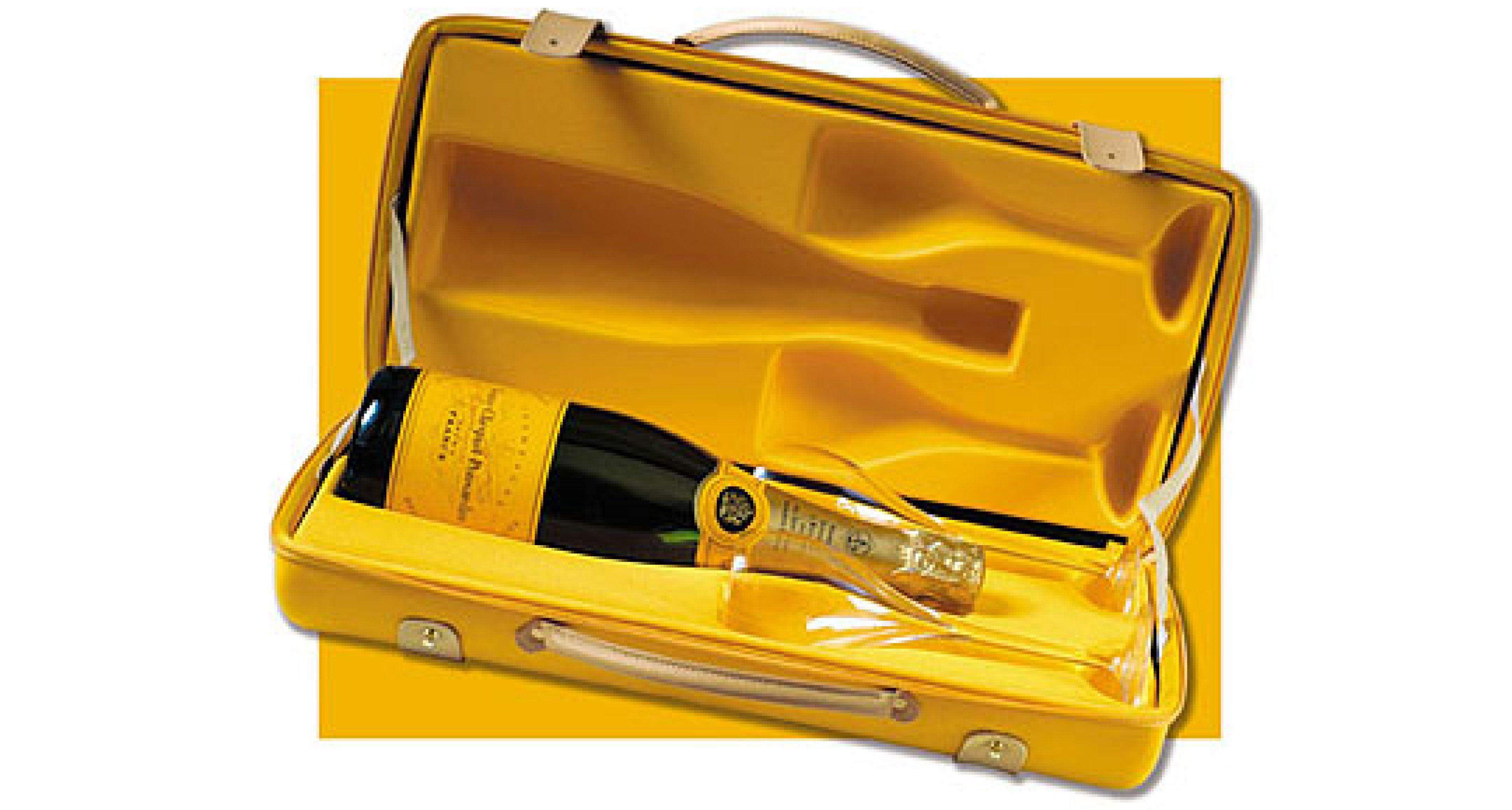 Veuve Clicquot Traveller: Champagner-Clicqnic