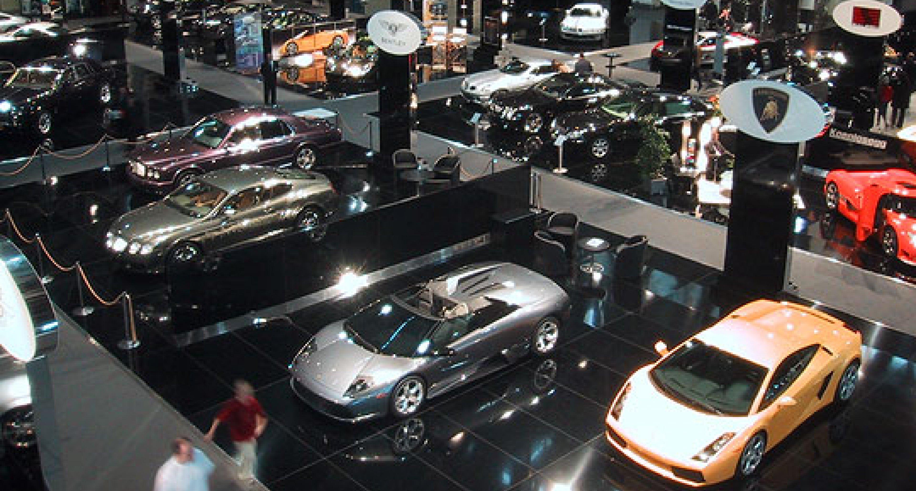 Top Marques Monaco 2005