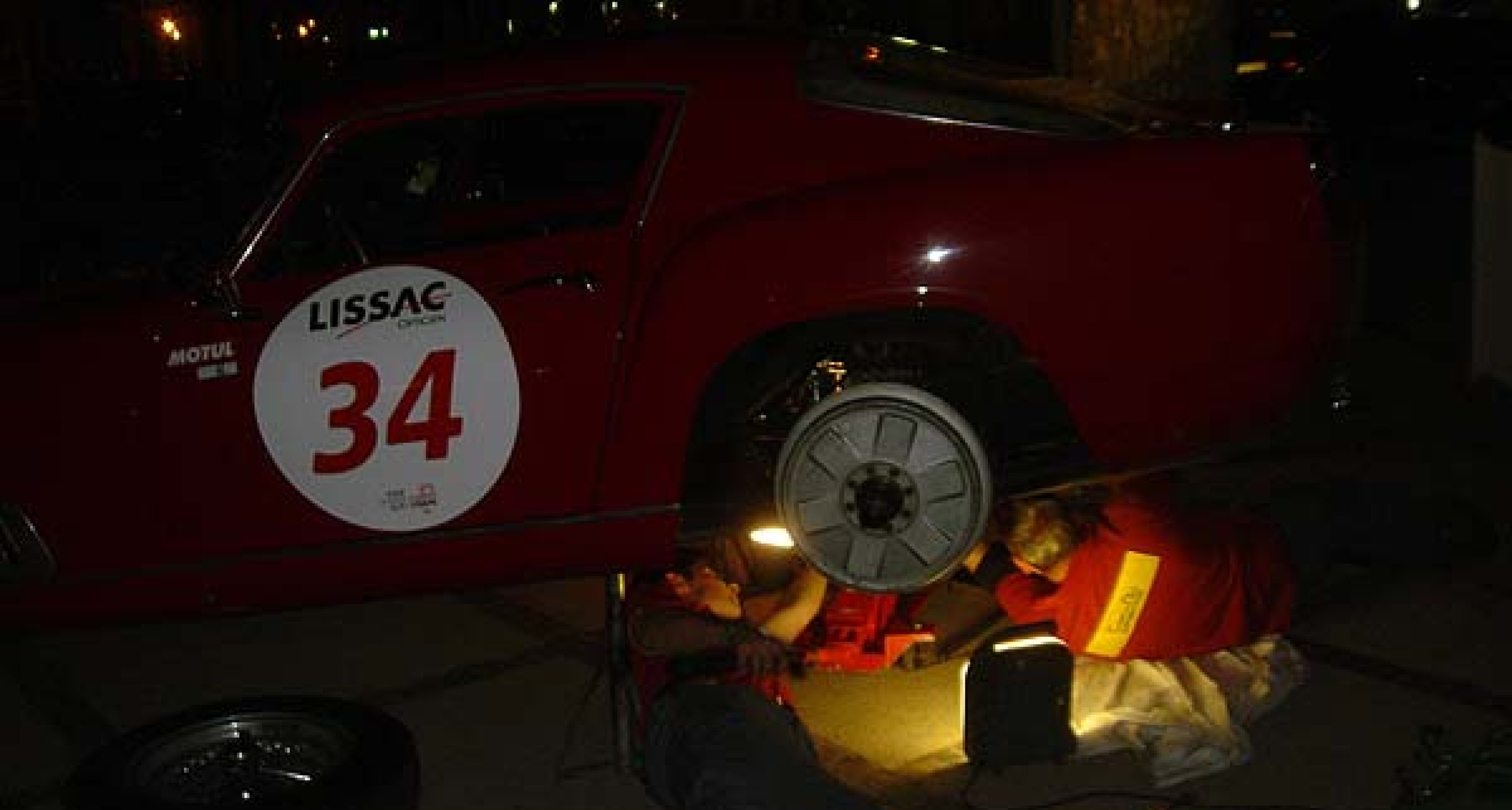 Tour Auto 2005 - Final Reckoning