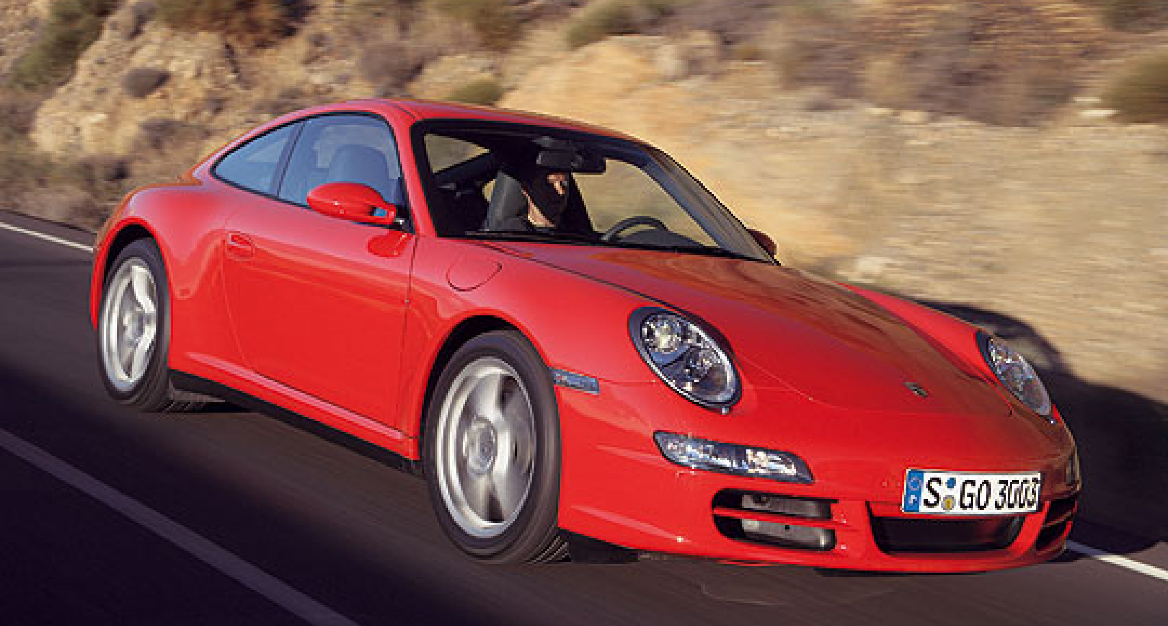 New 4wd versions of Porsche 911