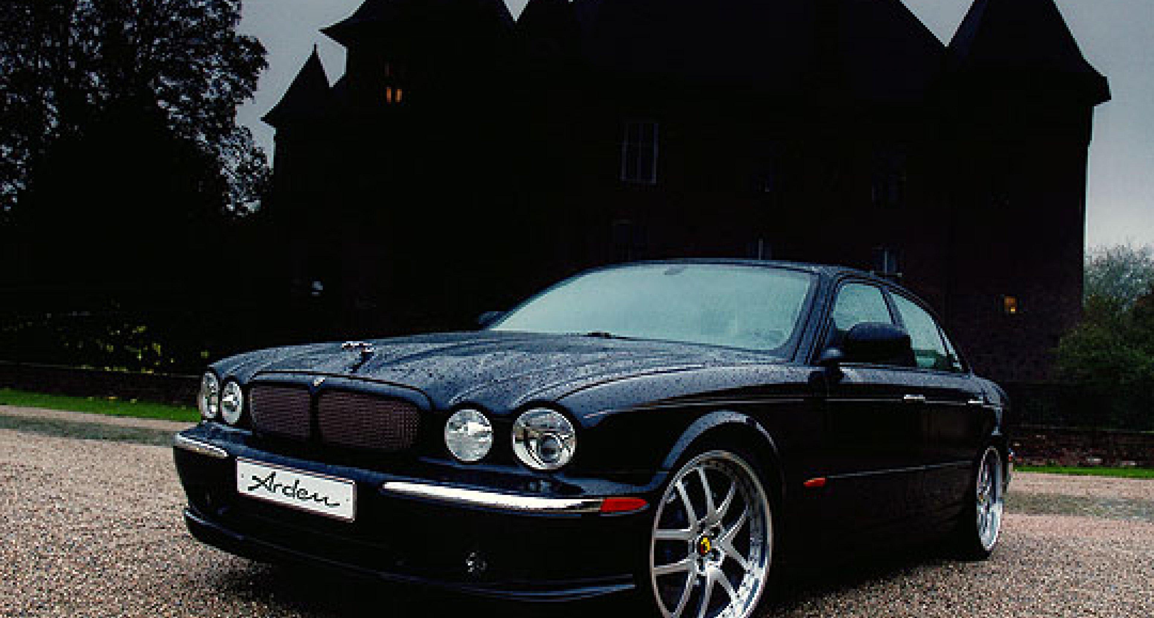 Arden stärkt den Jaguar XJ