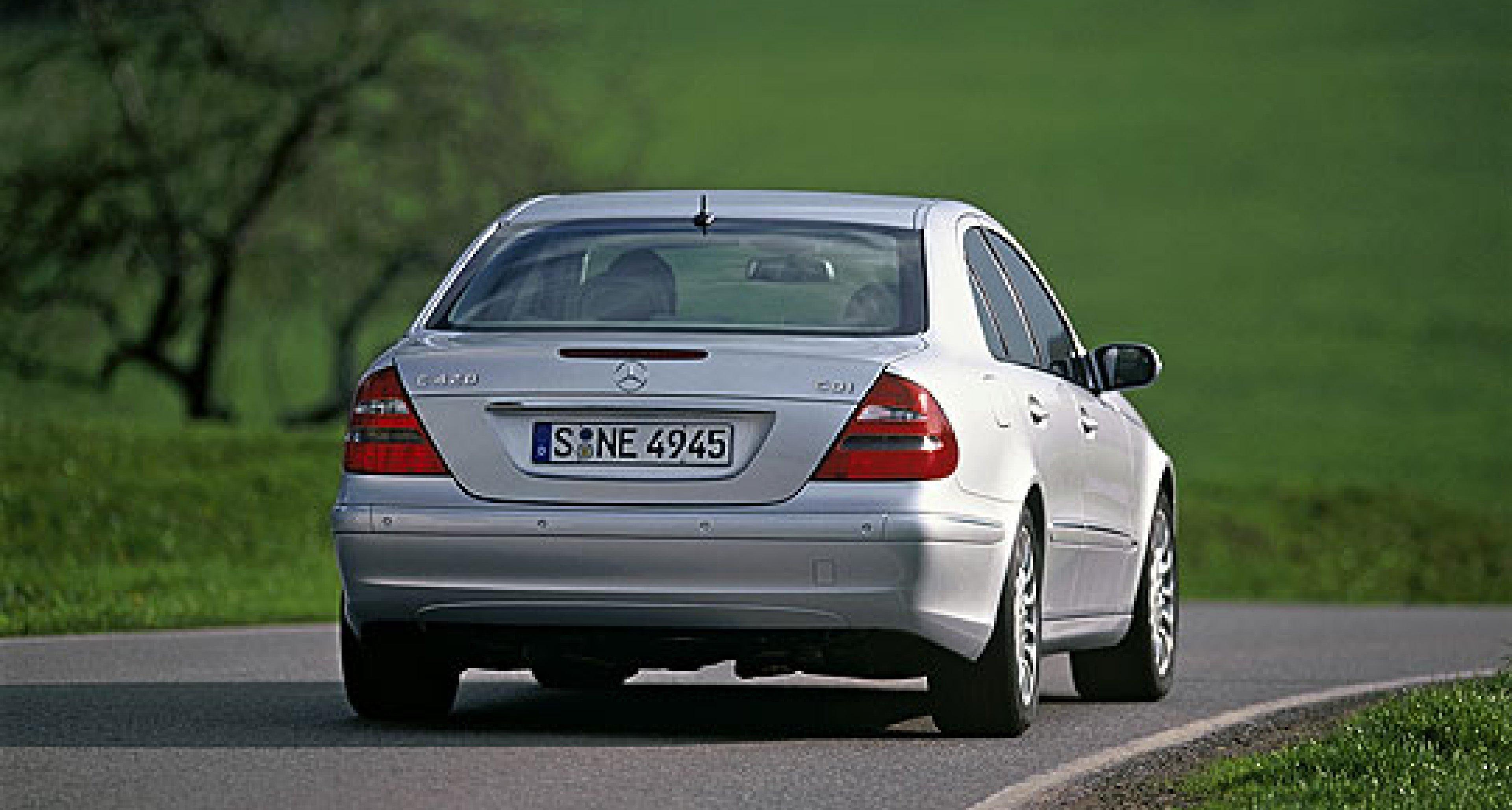 Mercedes-Benz E420CDi