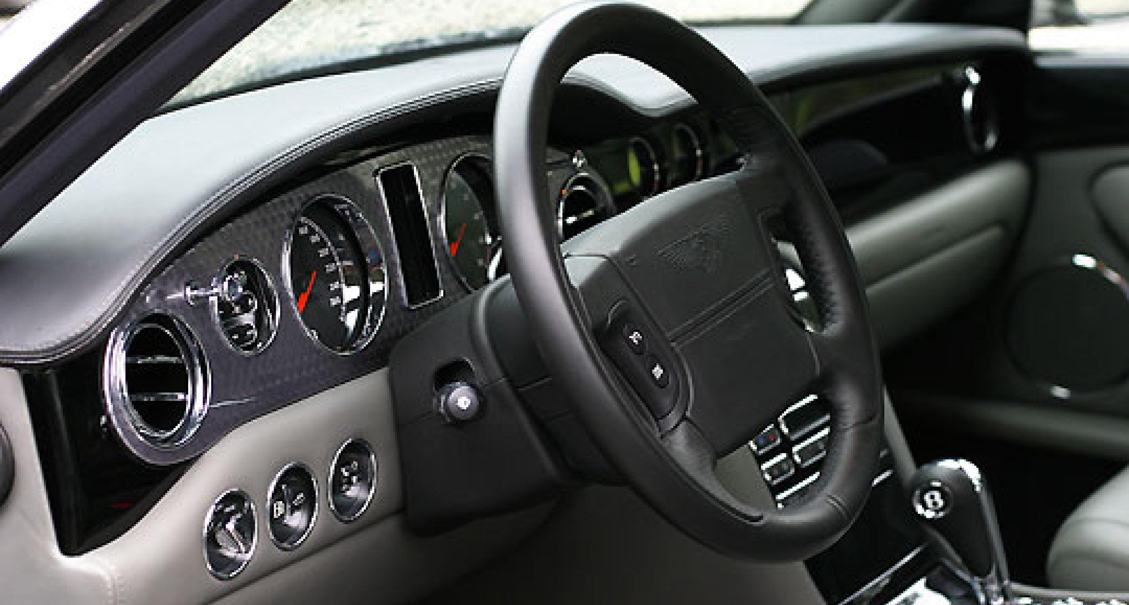 Bentley Arnage T (1)
