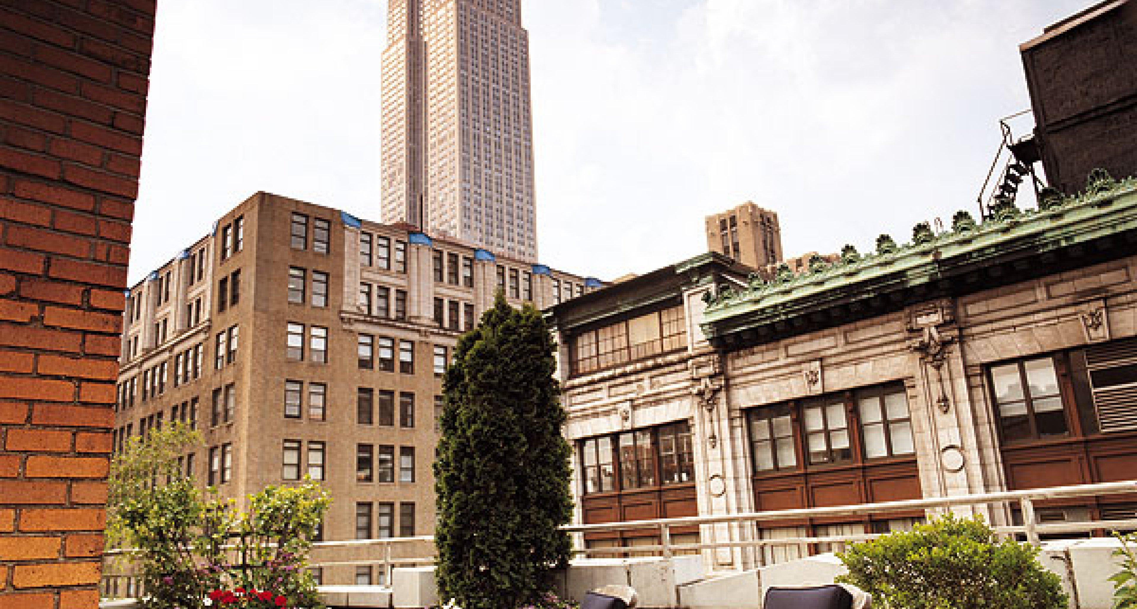 Hotel Roger Williams: Über den Dächern von New York City