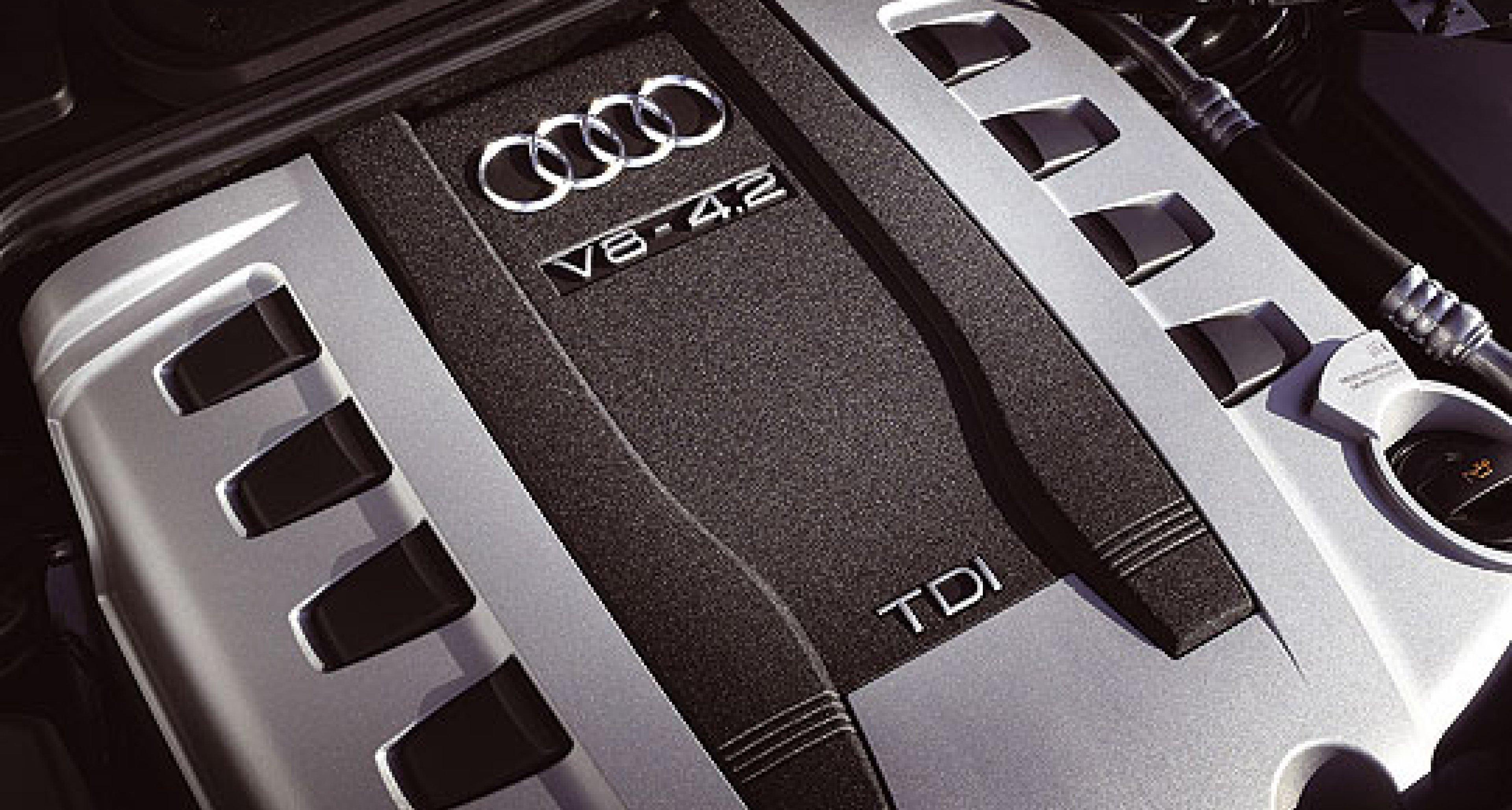 Audi A8 4.2 TDI quattro: Stärkster Diesel-Pkw der Welt