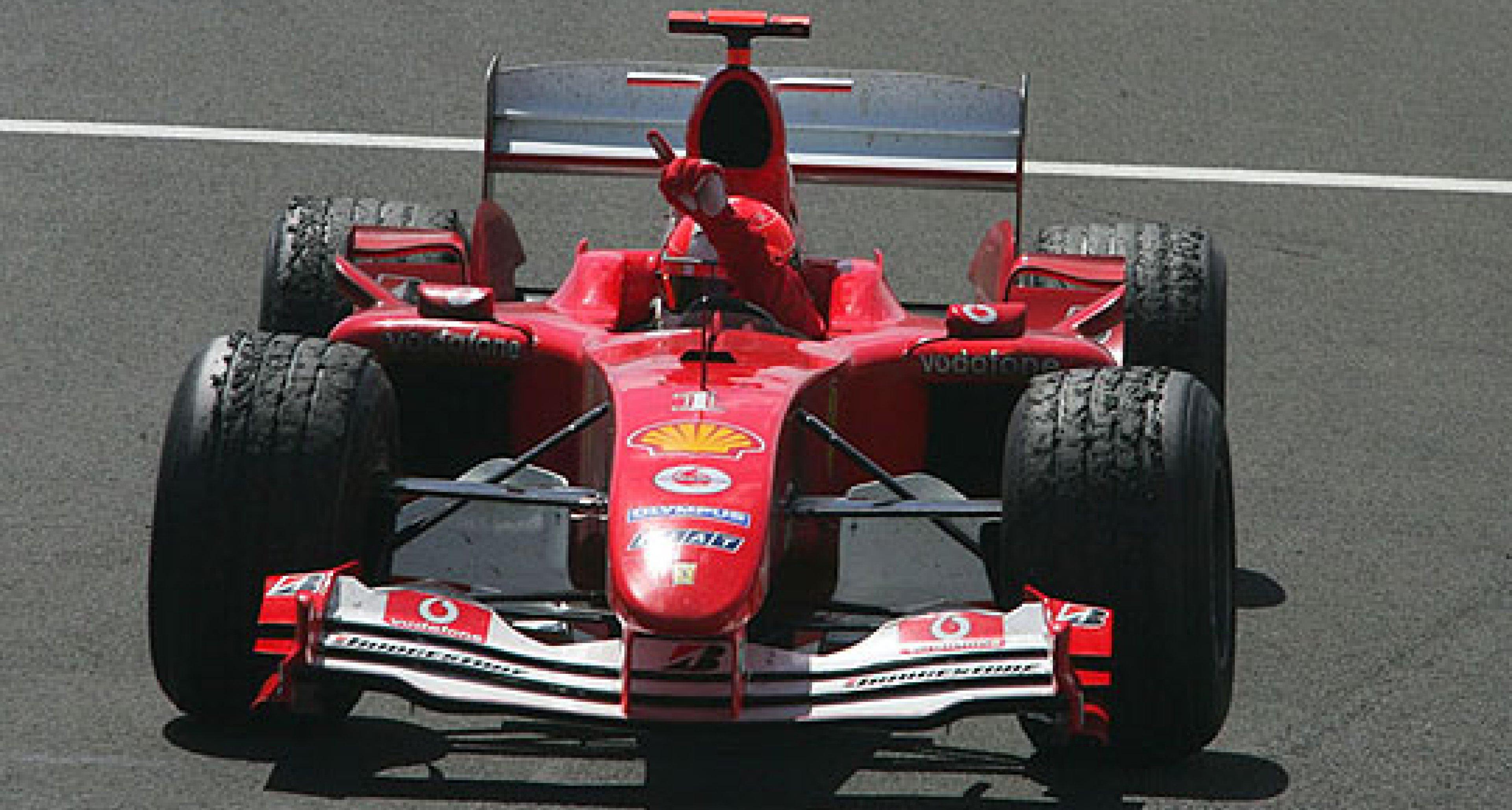 Sotheby's 2005: Ferrari 412 S erzielt Rekordpreis