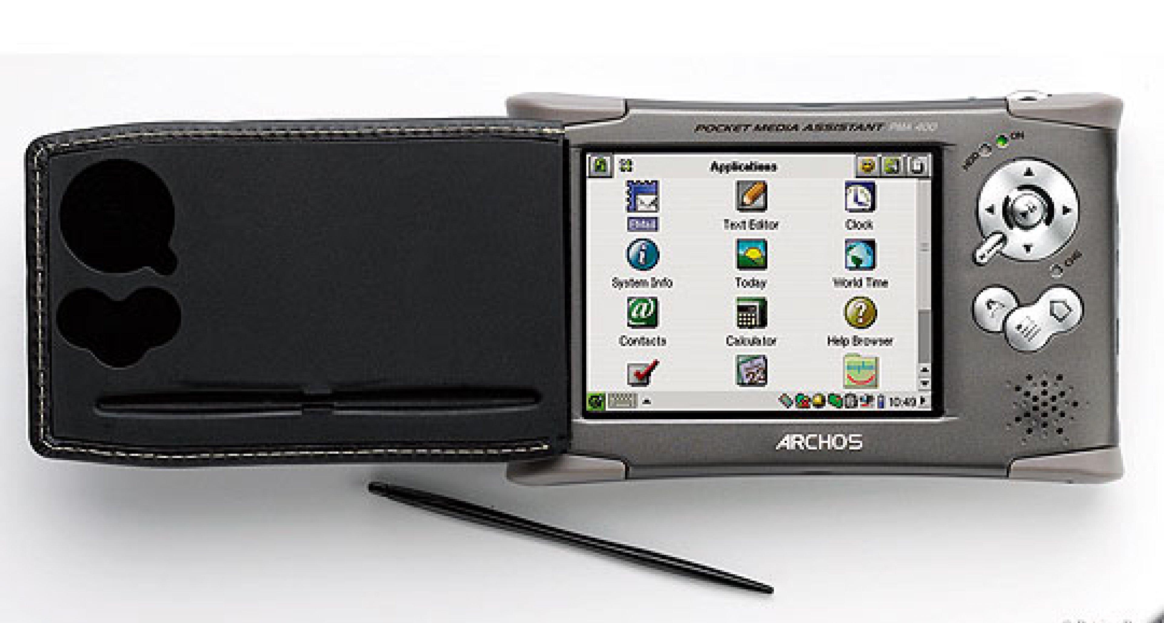 Archos PMA 400: Multimedialer Alleskönner im Taschenformat