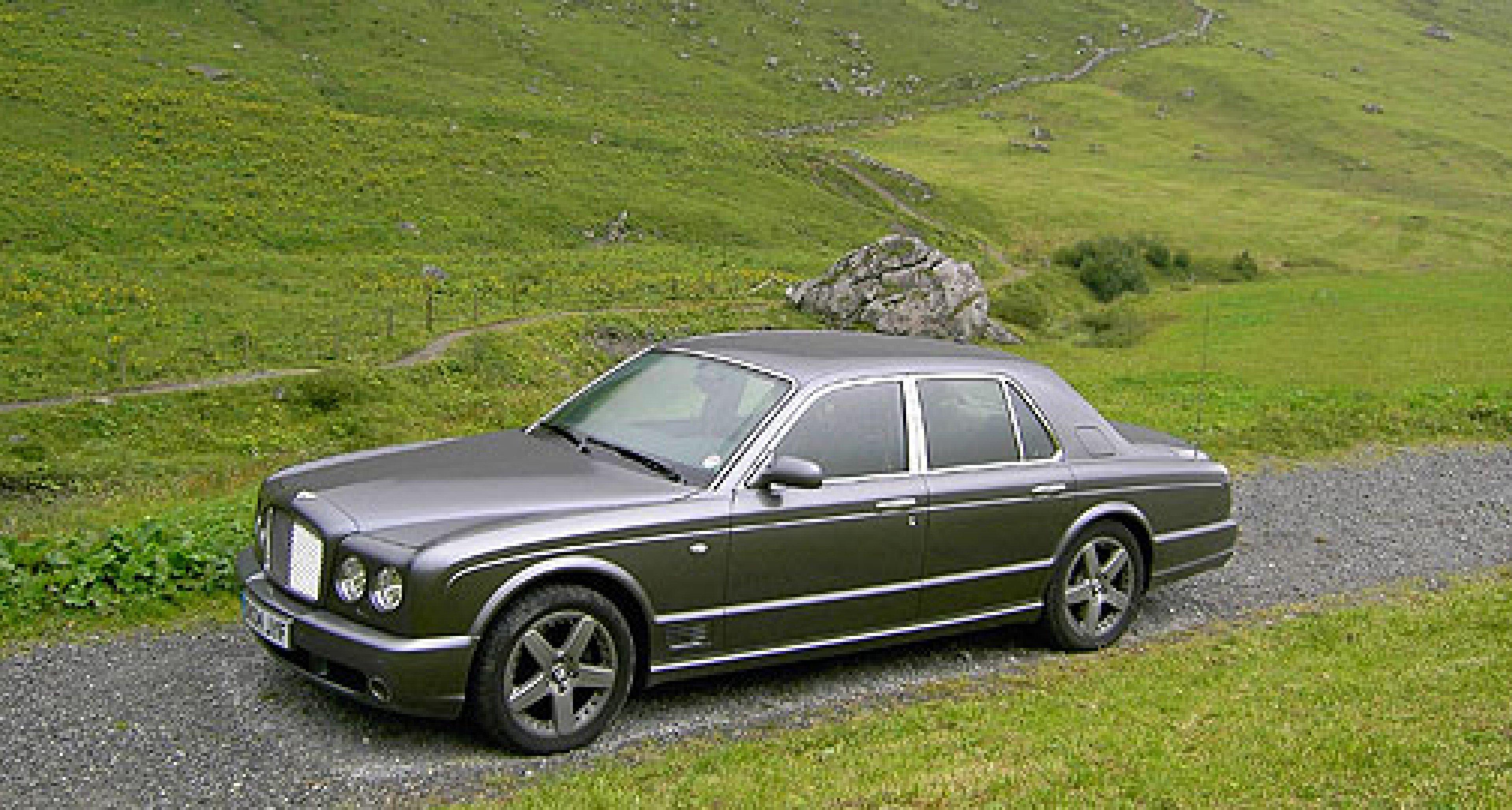 Bentley Arnage T (3)
