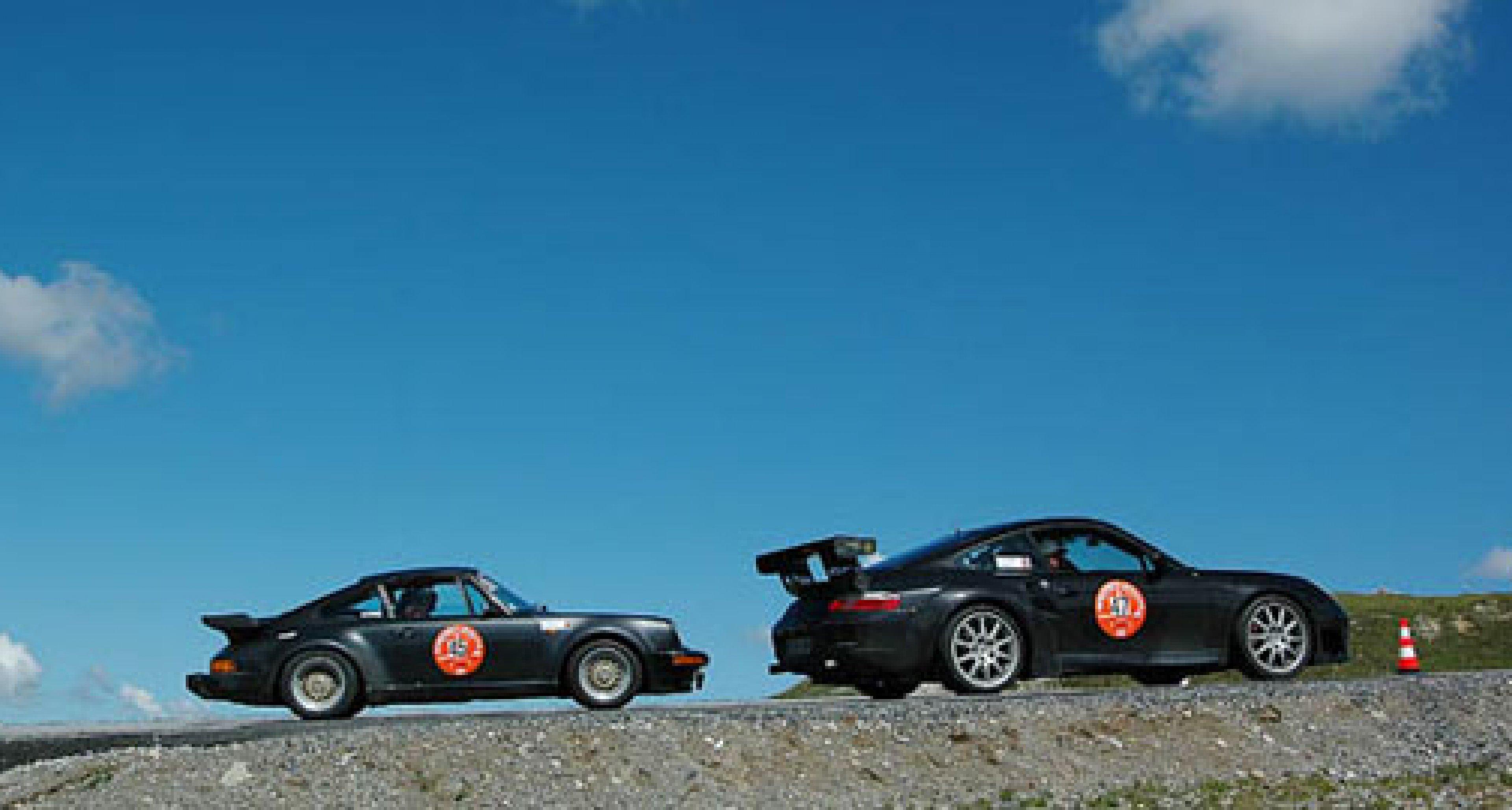 Semperit-Rallye 2005 – Das Comeback