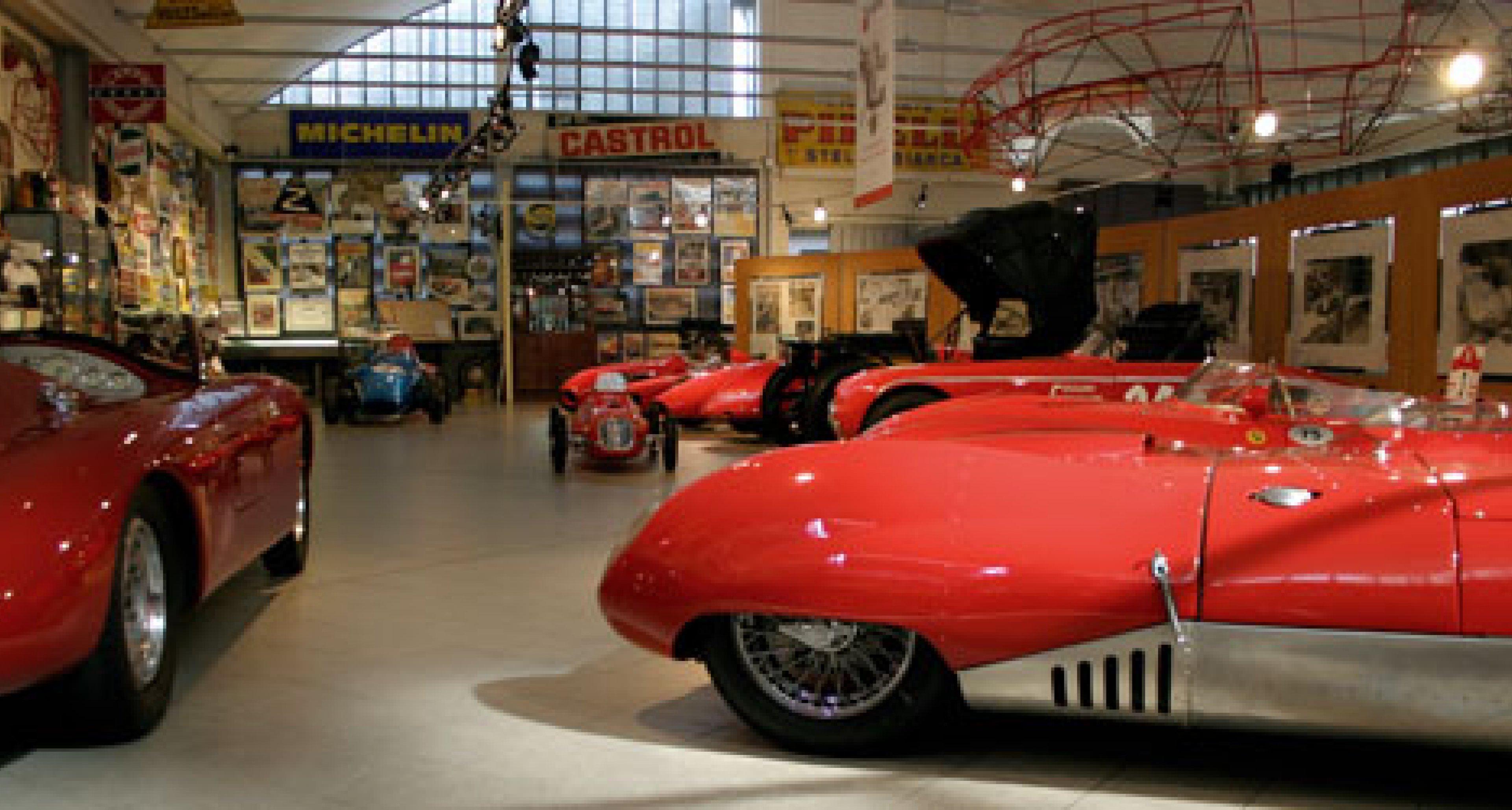 La Terra dei Motori: Vielseitiges Modena