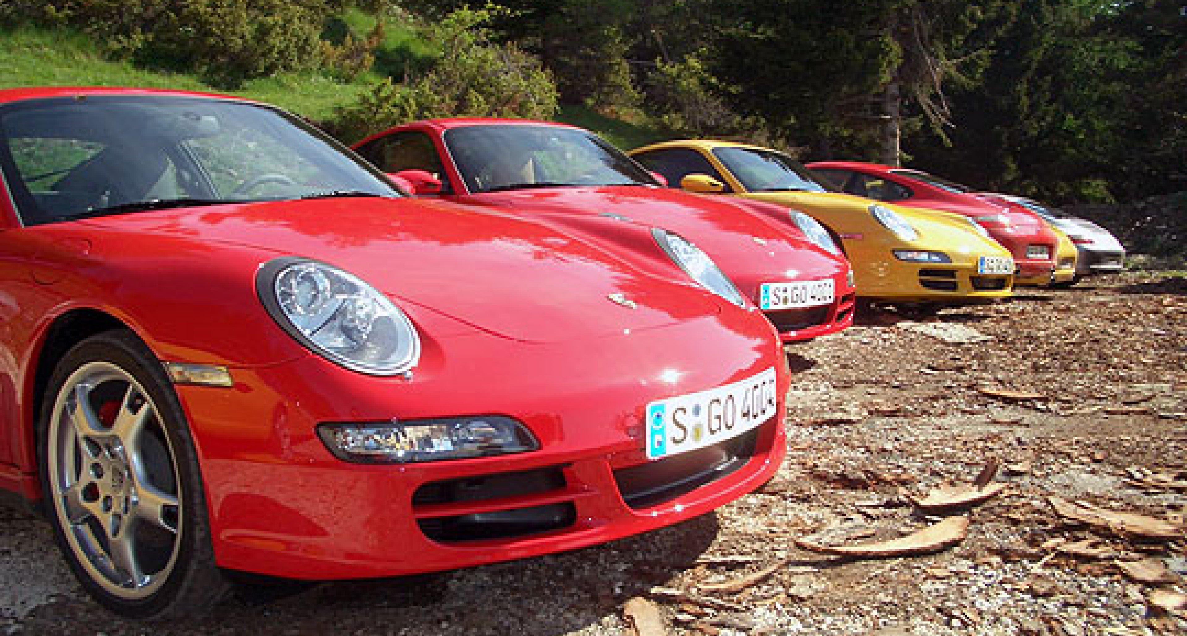 Porsche 911 Carrera 4S (996)