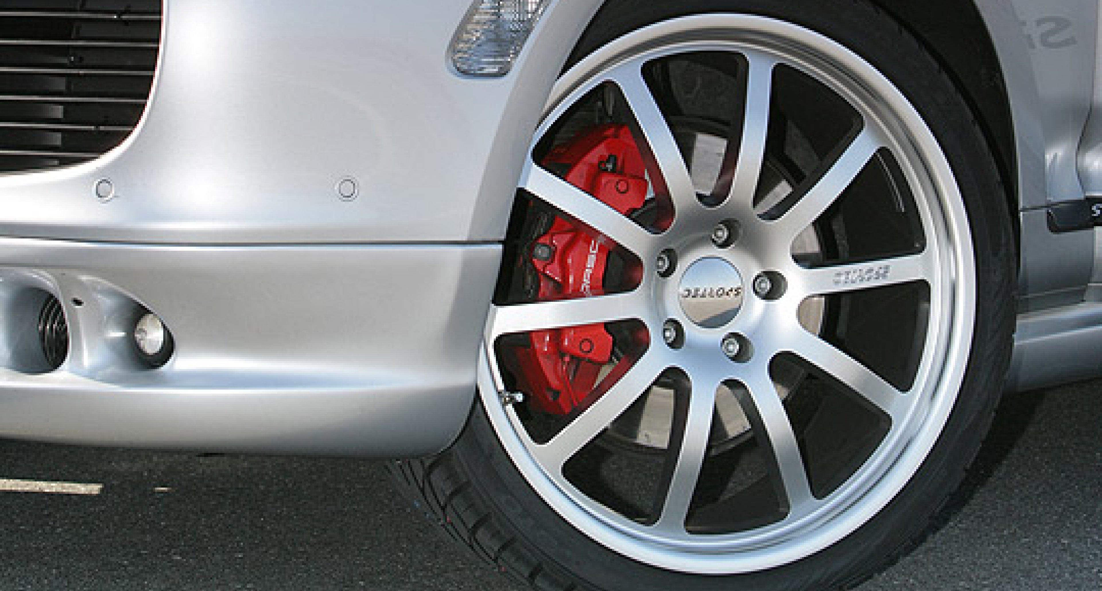 Toyo High-Performance-Reifen: Spurtreu