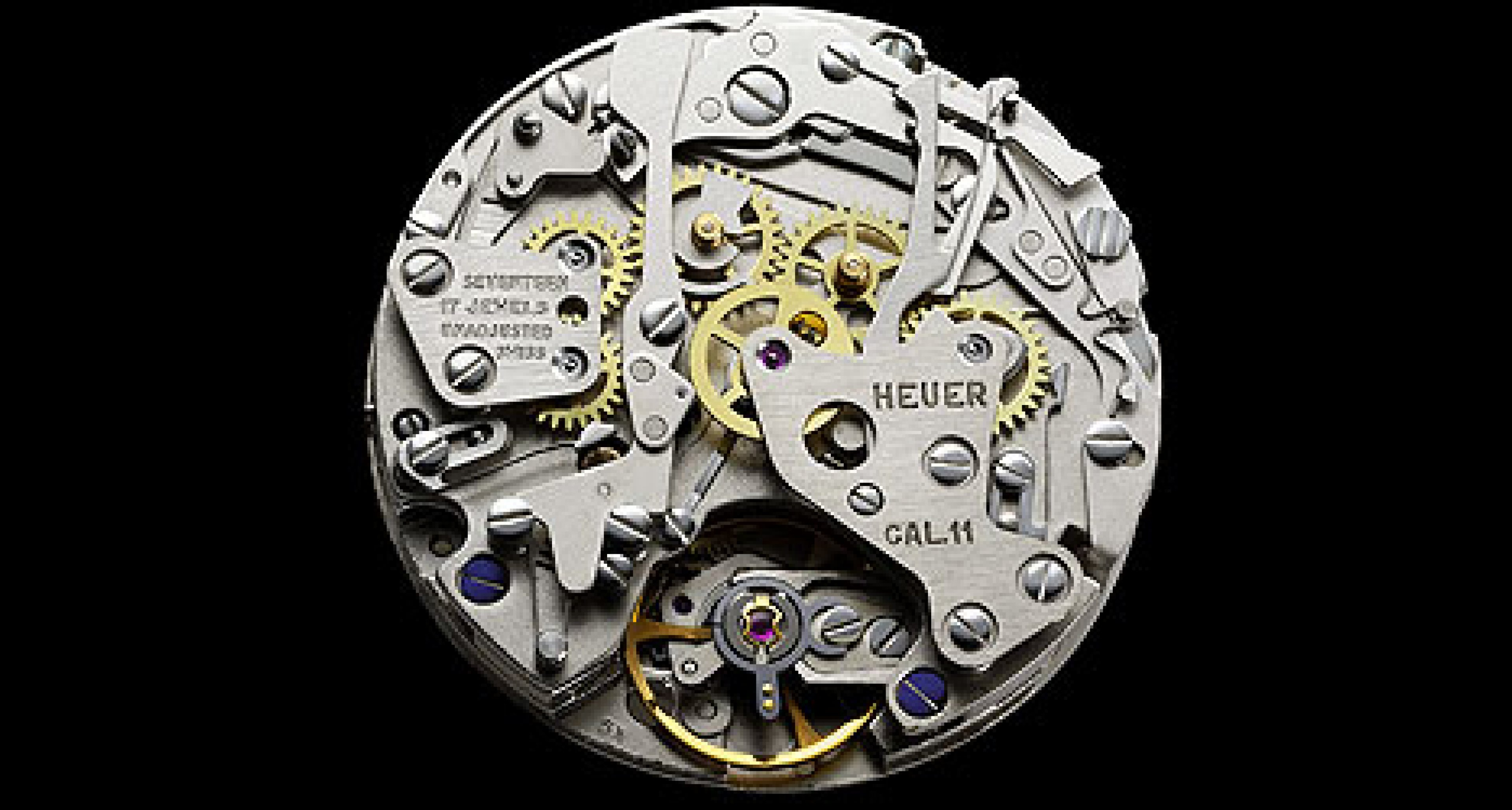 The first ever 1/100th of a second mechanical wrist chronograph