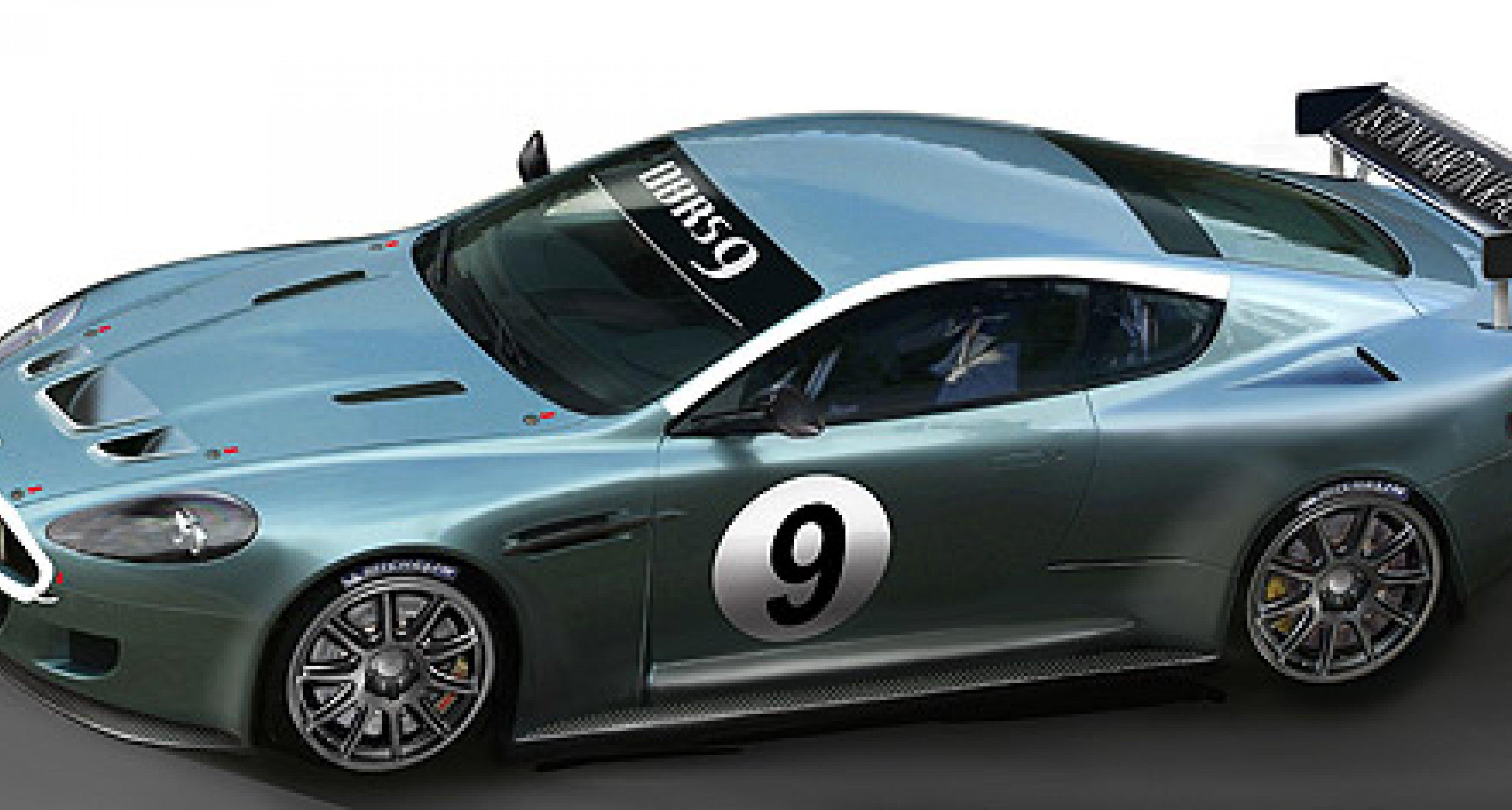 Aston Martin DBRS9: Der Einstiegs-Racer