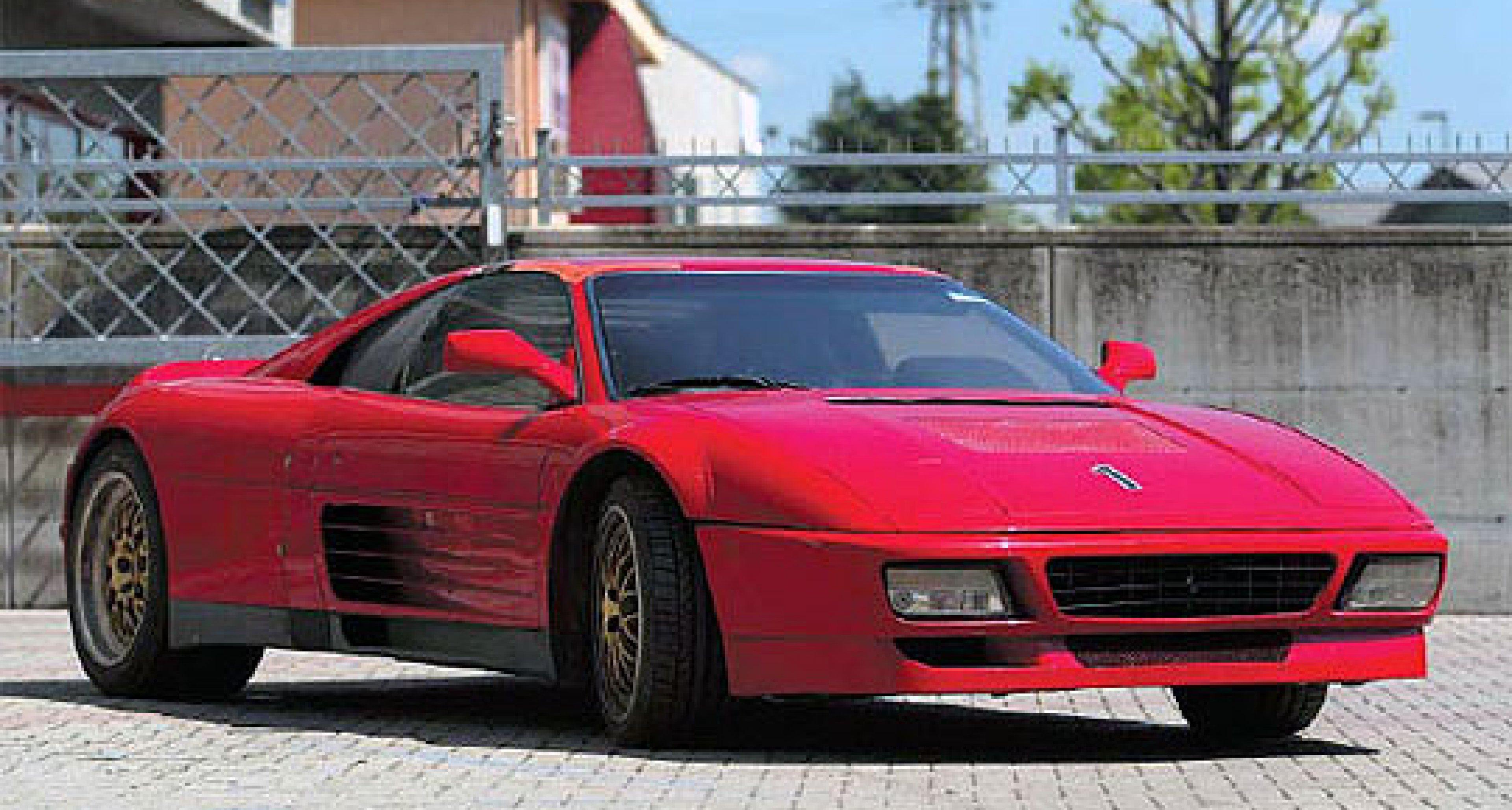 Sotheby's Ferrari und Maserati Auktion 2005 - Rückblick